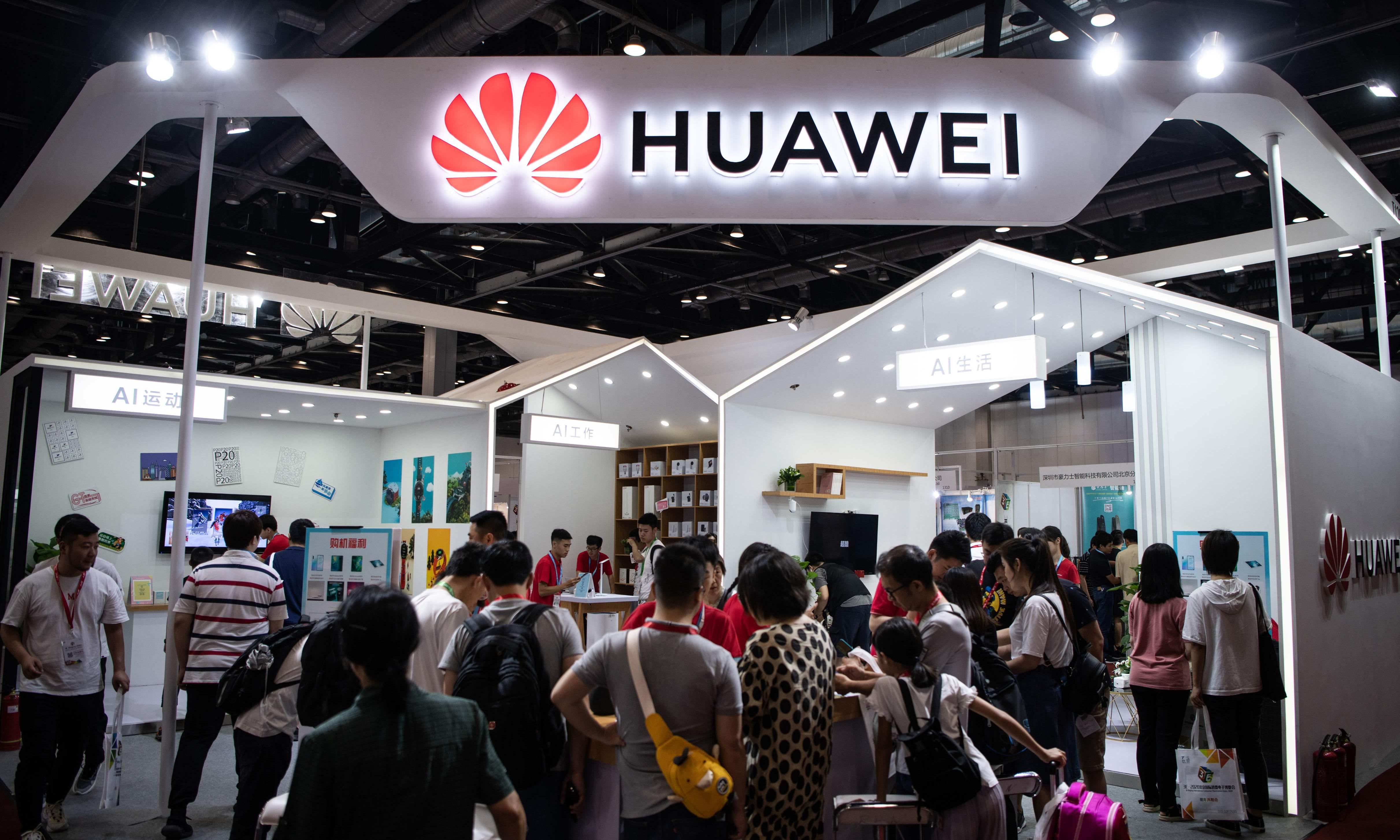 The drama surrounding Google and Huawei's new phone – explained