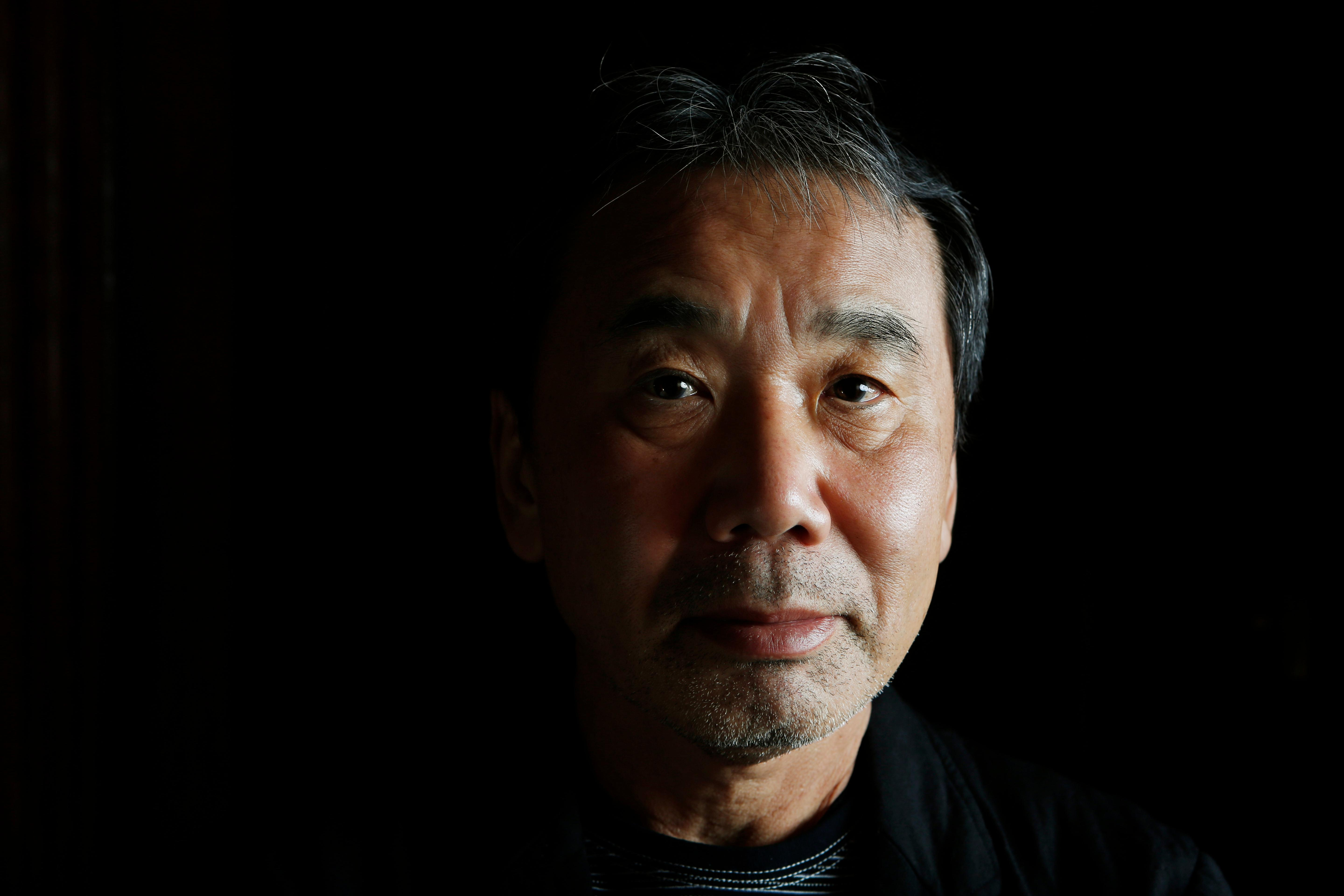 Haruki Murakami: 'You have to go through the darkness before you get to the light'
