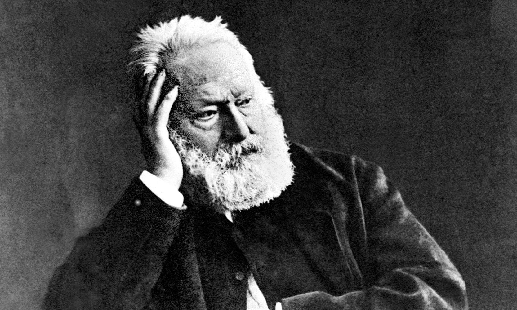 Party tricks and naked writing: the eccentric life of Victor Hugo