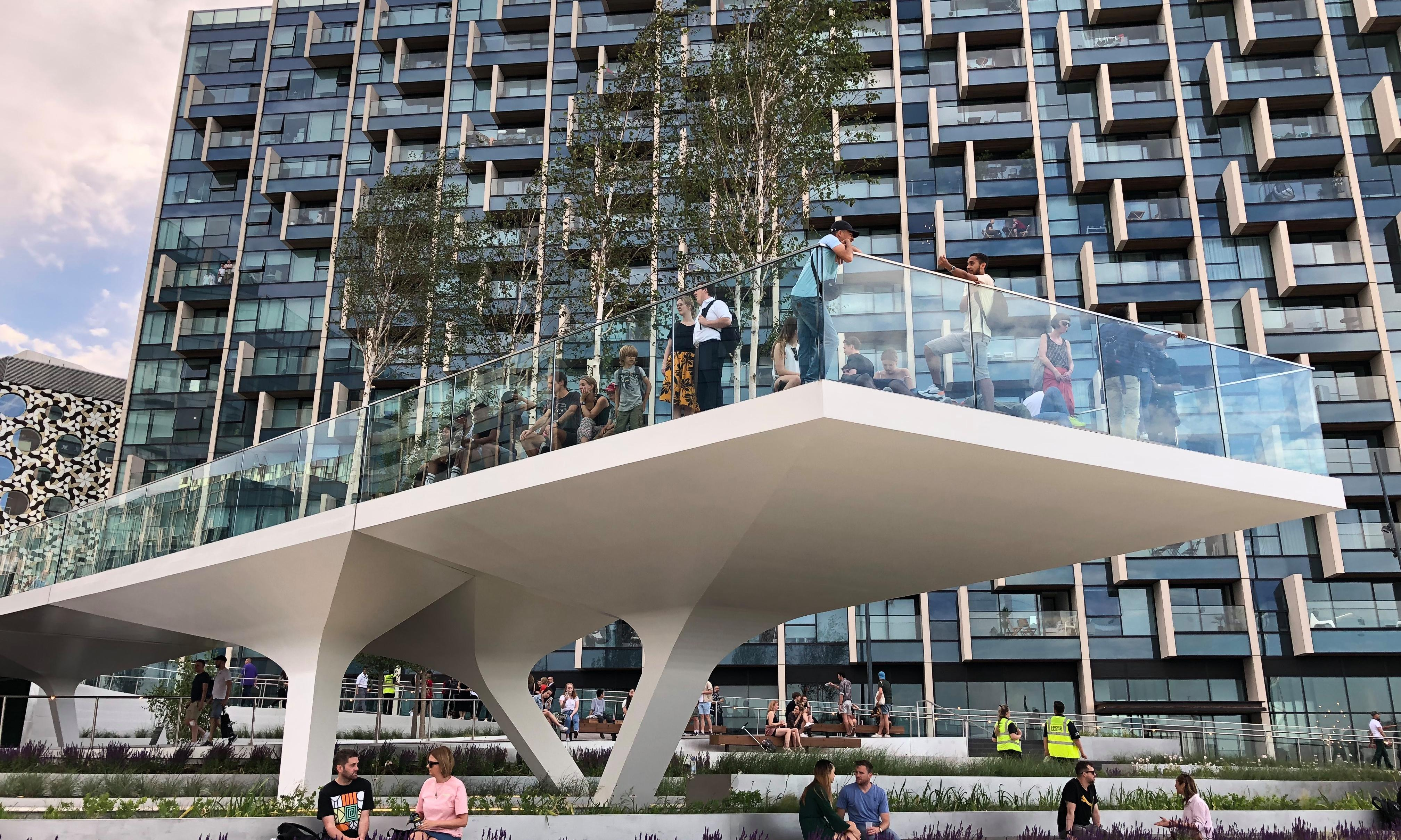 London's answer to New York's High Line? You must be joking