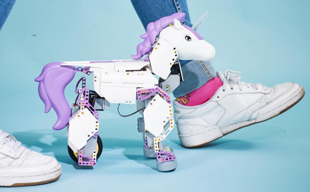 ubtech mythical unicornbot