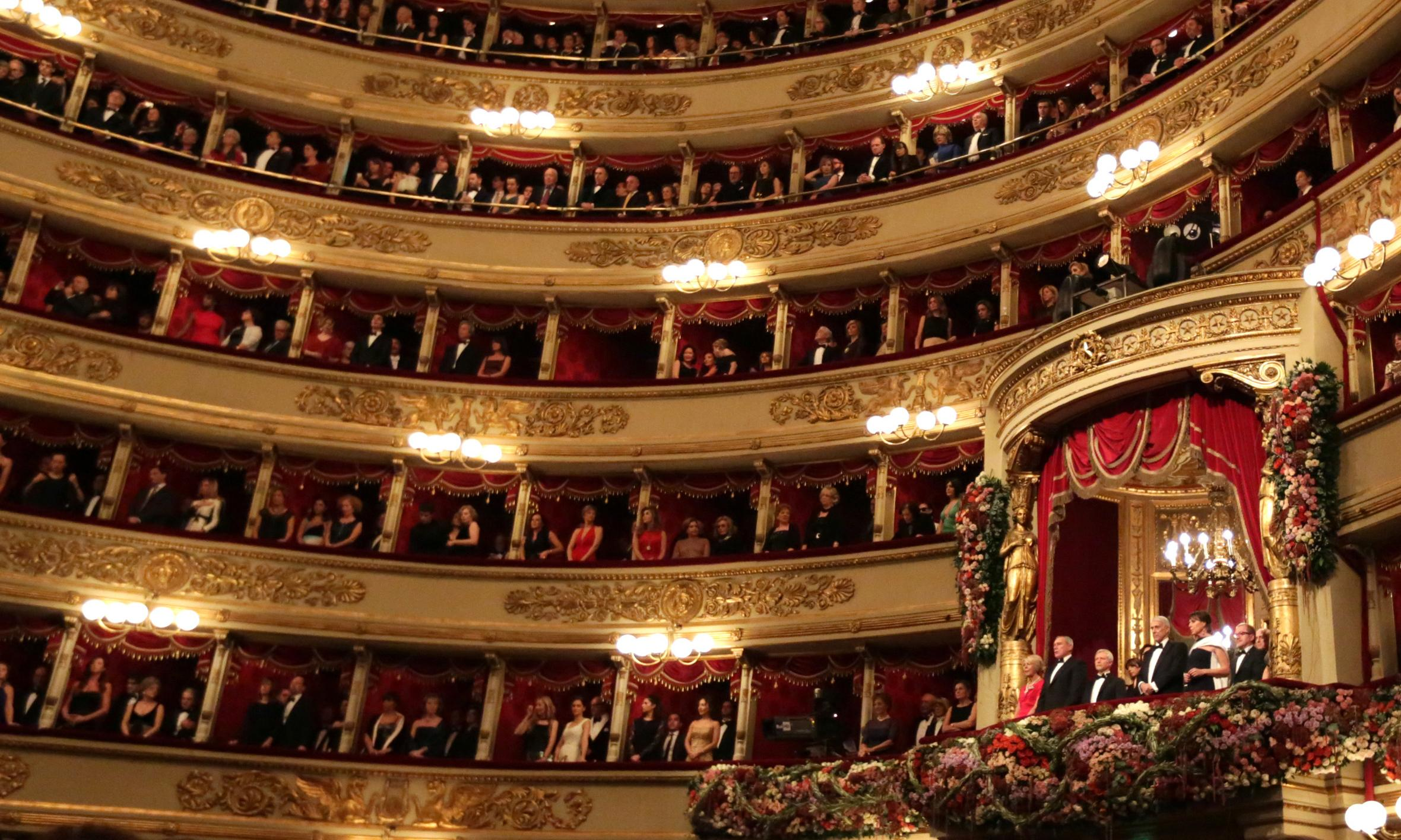 La Scala criticised over plan to make Saudi minister board member
