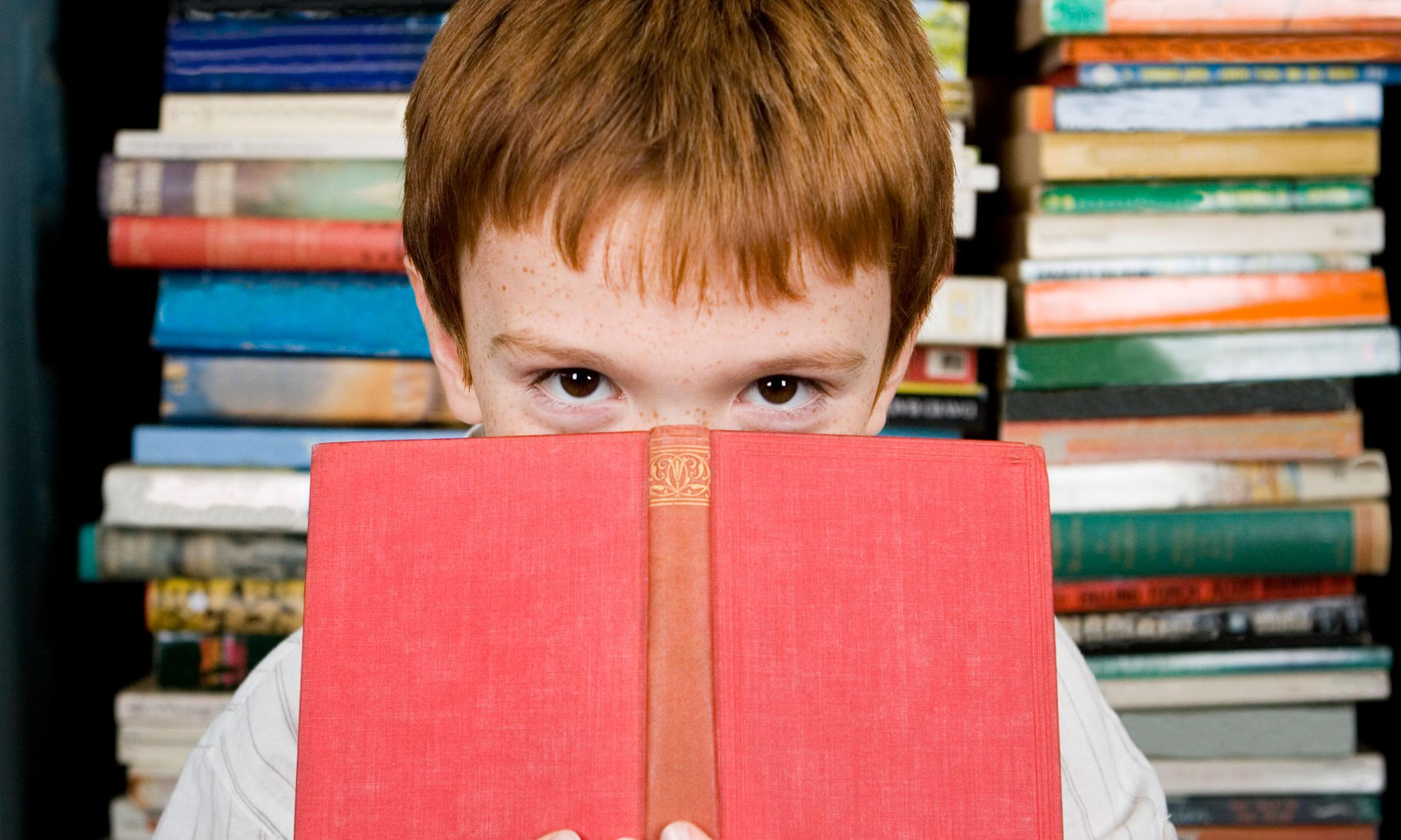 Book clinic: what books will boost my 10-year-old son's self-confidence?