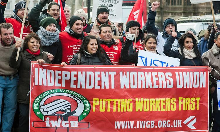 I'm proud to back a University of London boycott – the outsourcing has to end