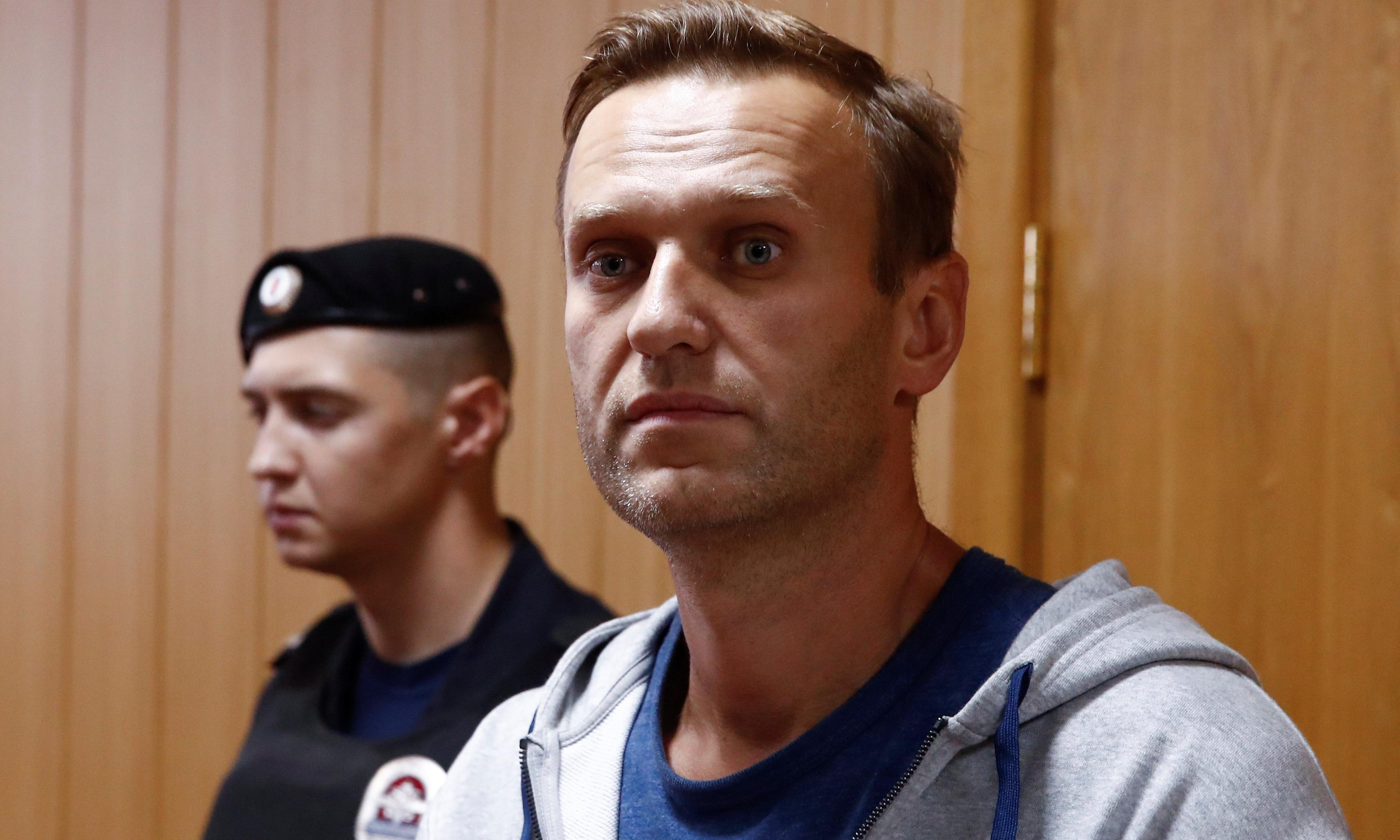 Russia violated rights of detained opposition leader, court rules