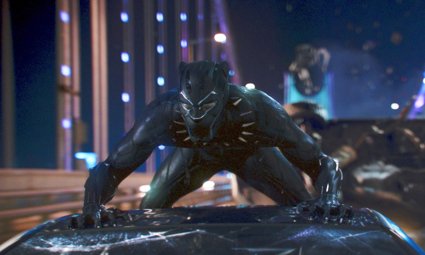 The 50 best films of 2018: No 6 – Black Panther