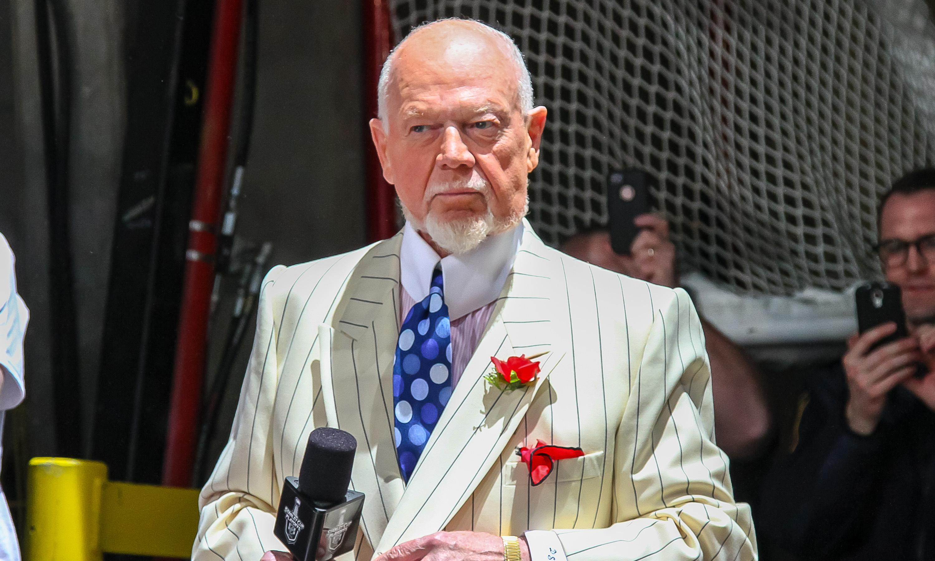 Don Cherry offered job by Russian hockey team to 'talk whatever he thinks'