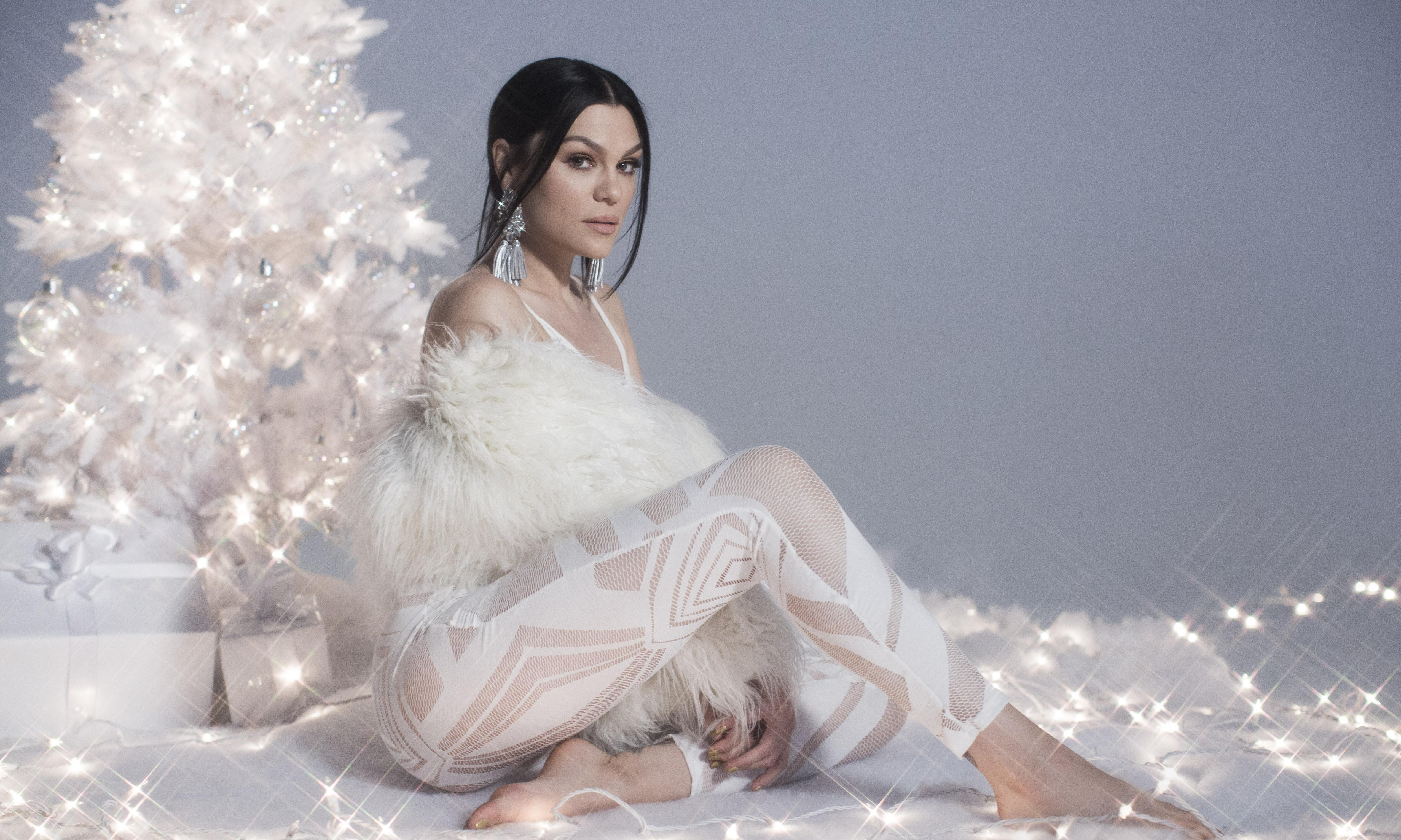 Jessie J: This Christmas Day review – bigger-is-better seasonal fare aiming for world domination