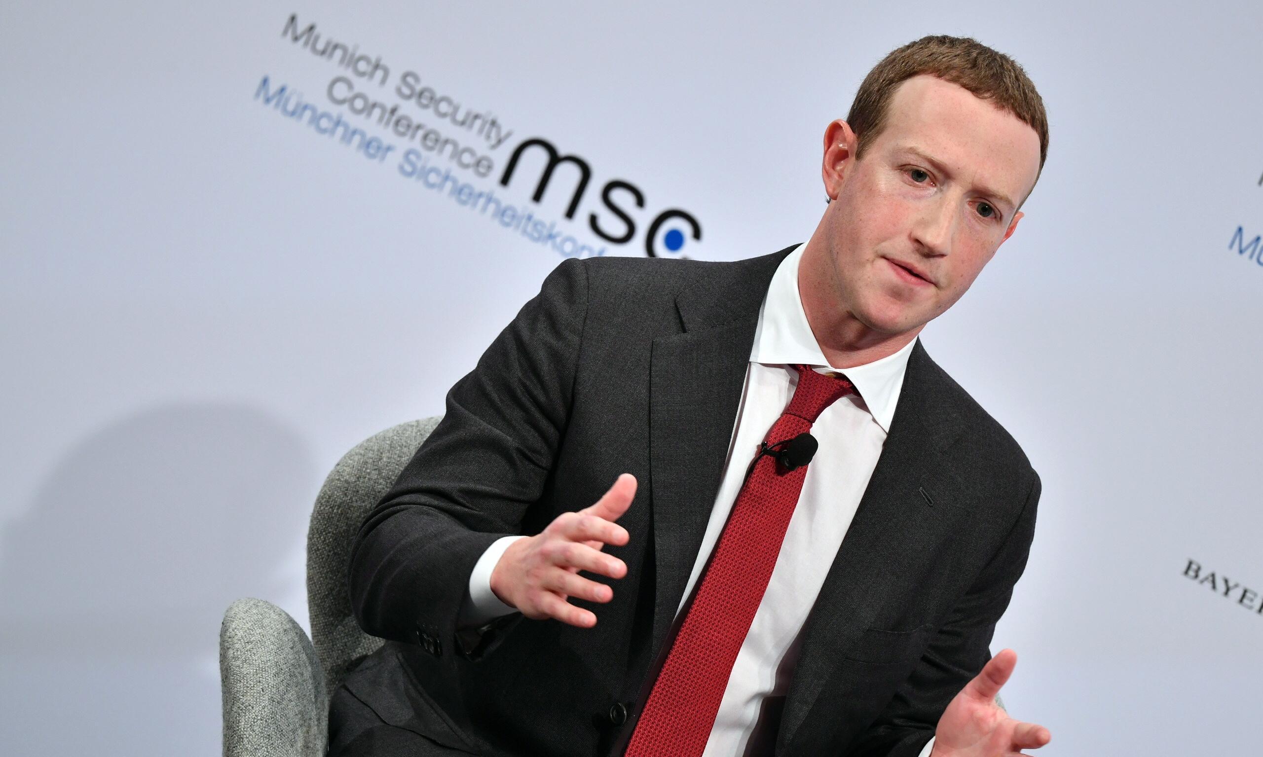 Mark Zuckerberg: Facebook must accept some state regulation