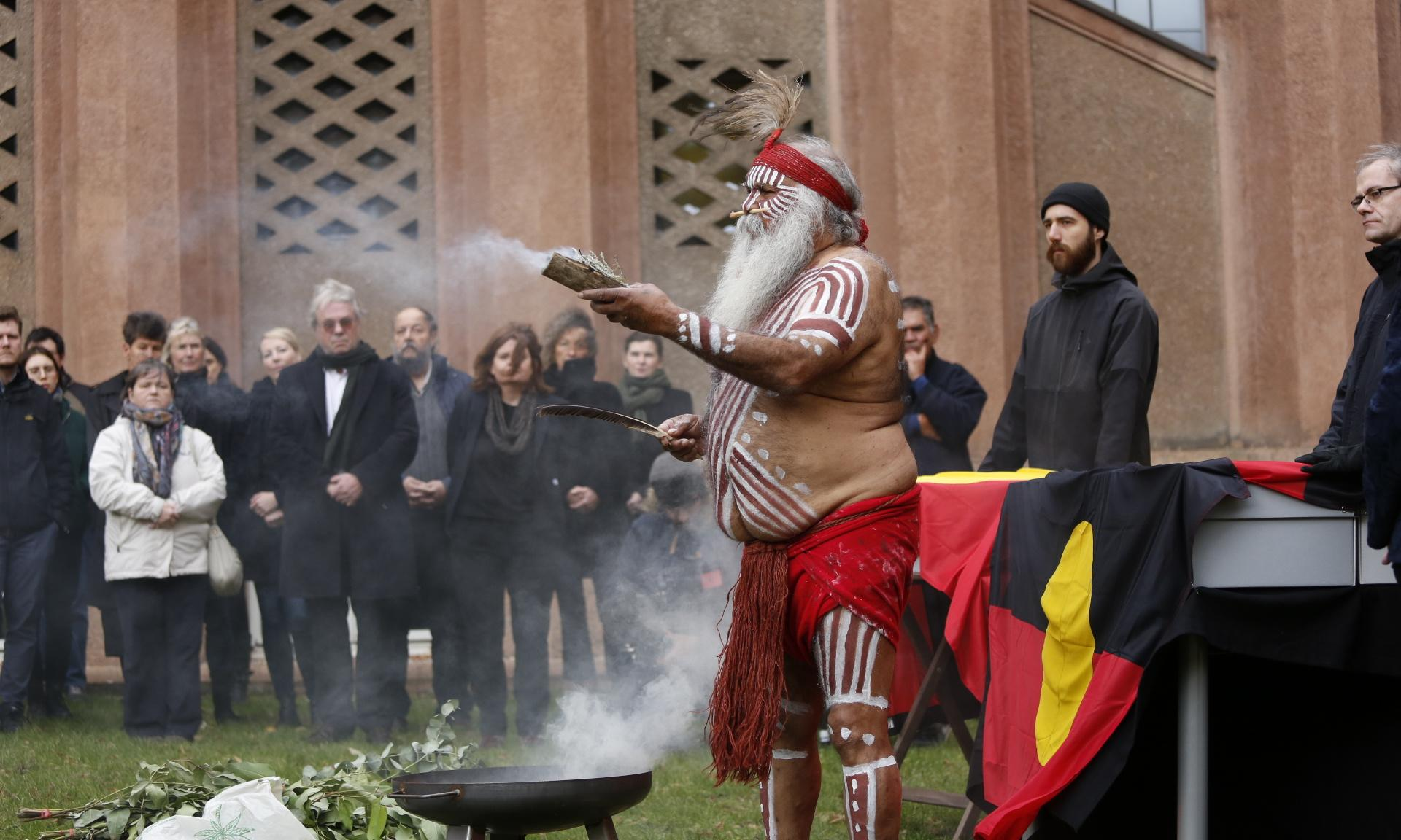 Cleansing ceremonies in Germany mark a homecoming and a shift in cultural understanding