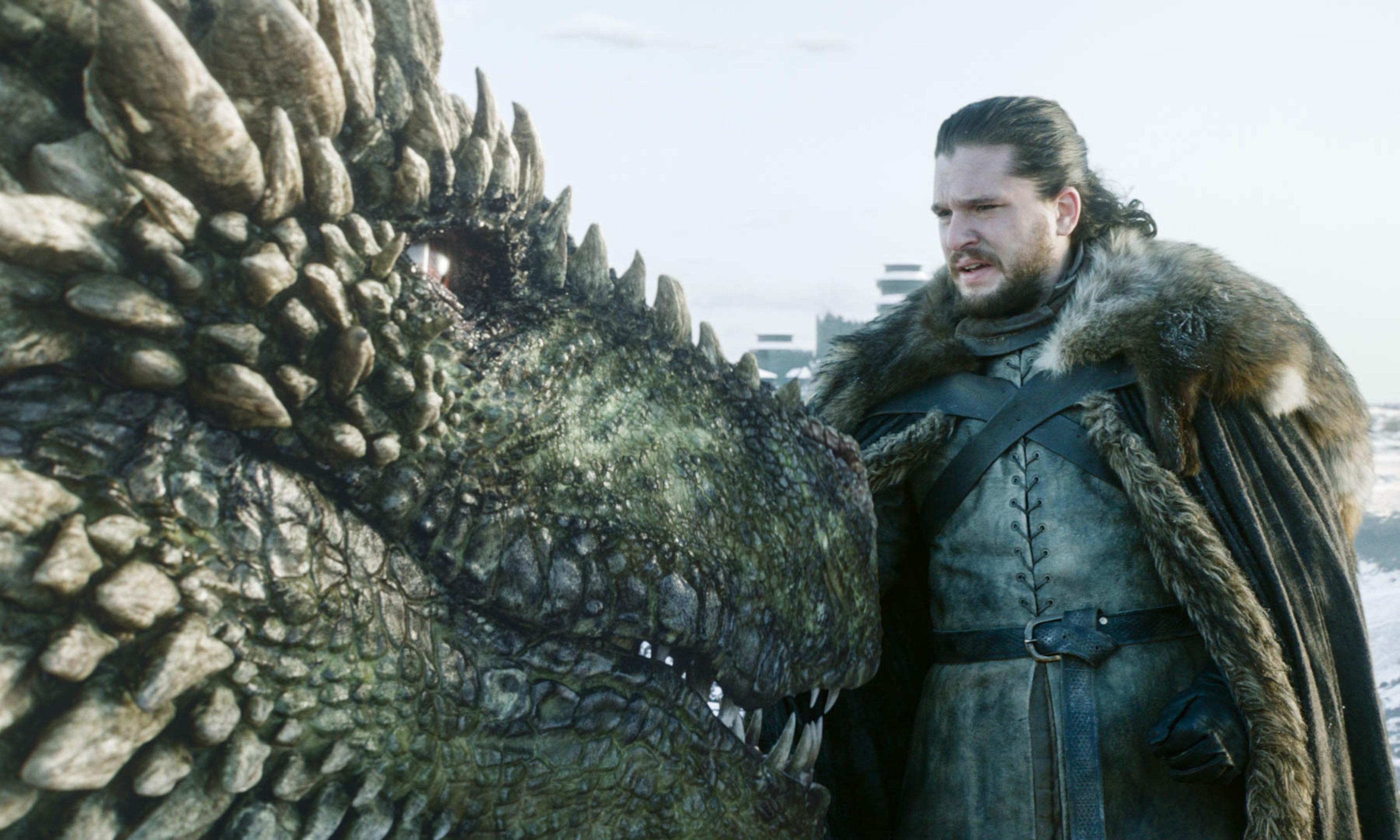 Kit Harington attacks Game of Thrones critics, saying they know nothing