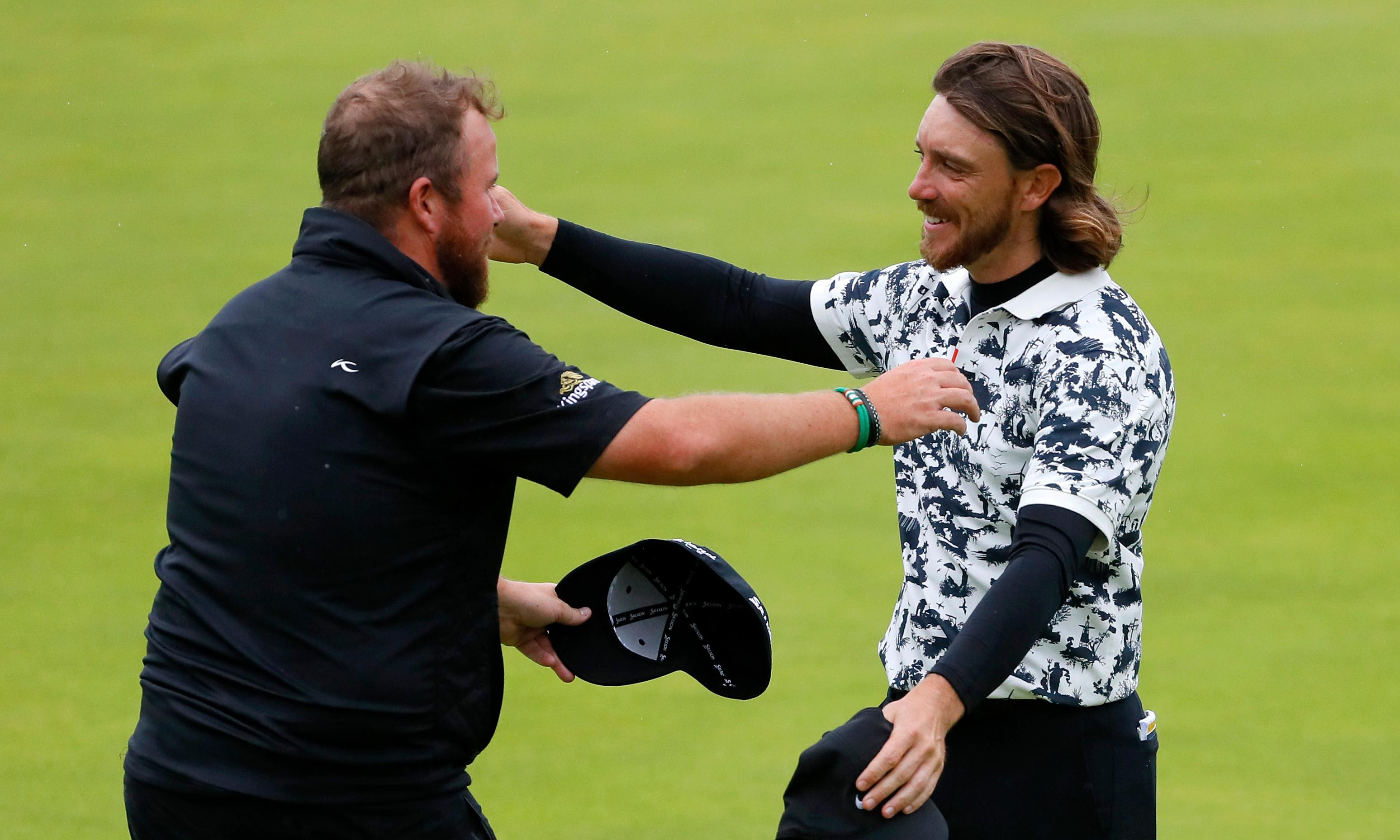 Ireland's Shane Lowry stays calm to win first major at the Open as rivals fade