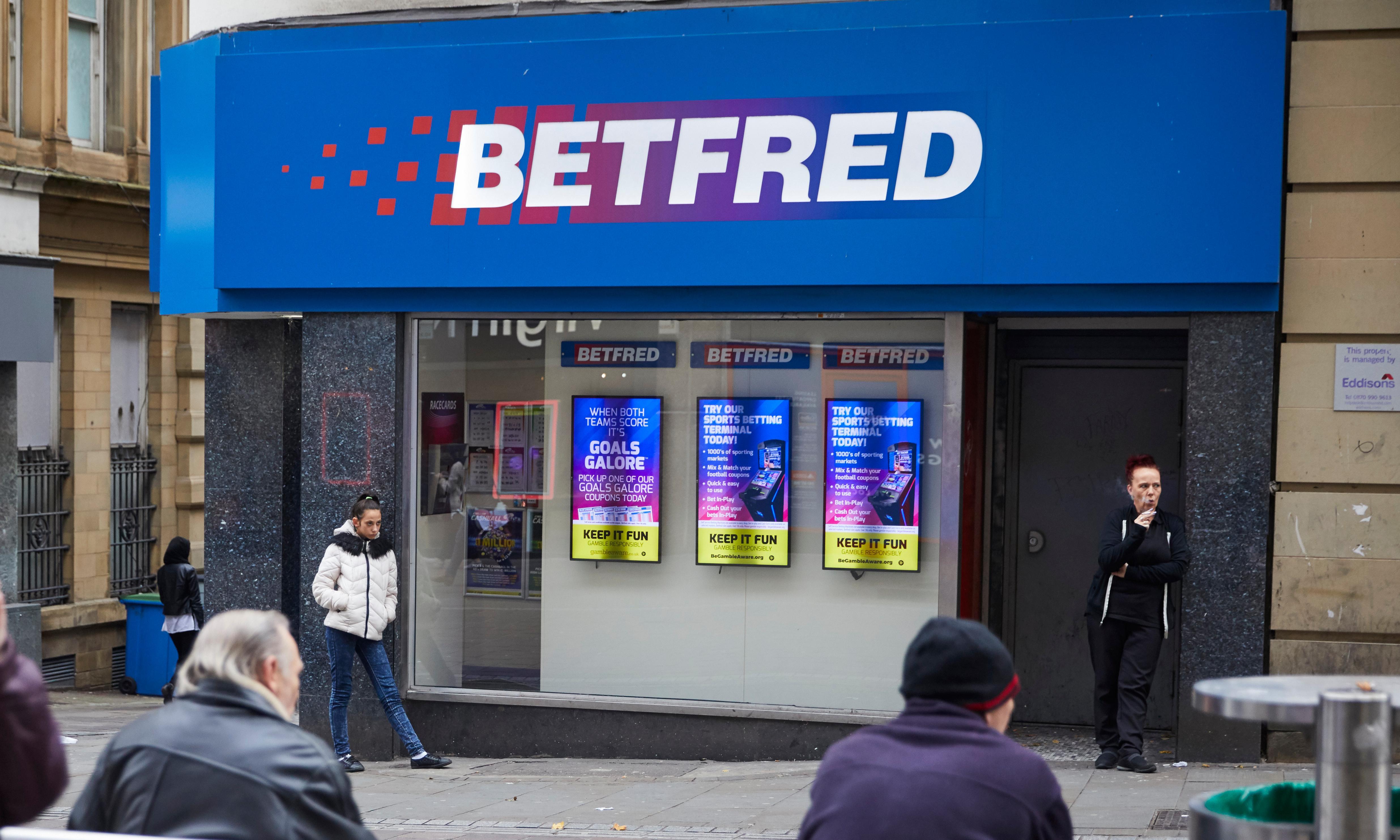 Betfred refuse punter £189,000 'winnings' after 'error' on betting slip
