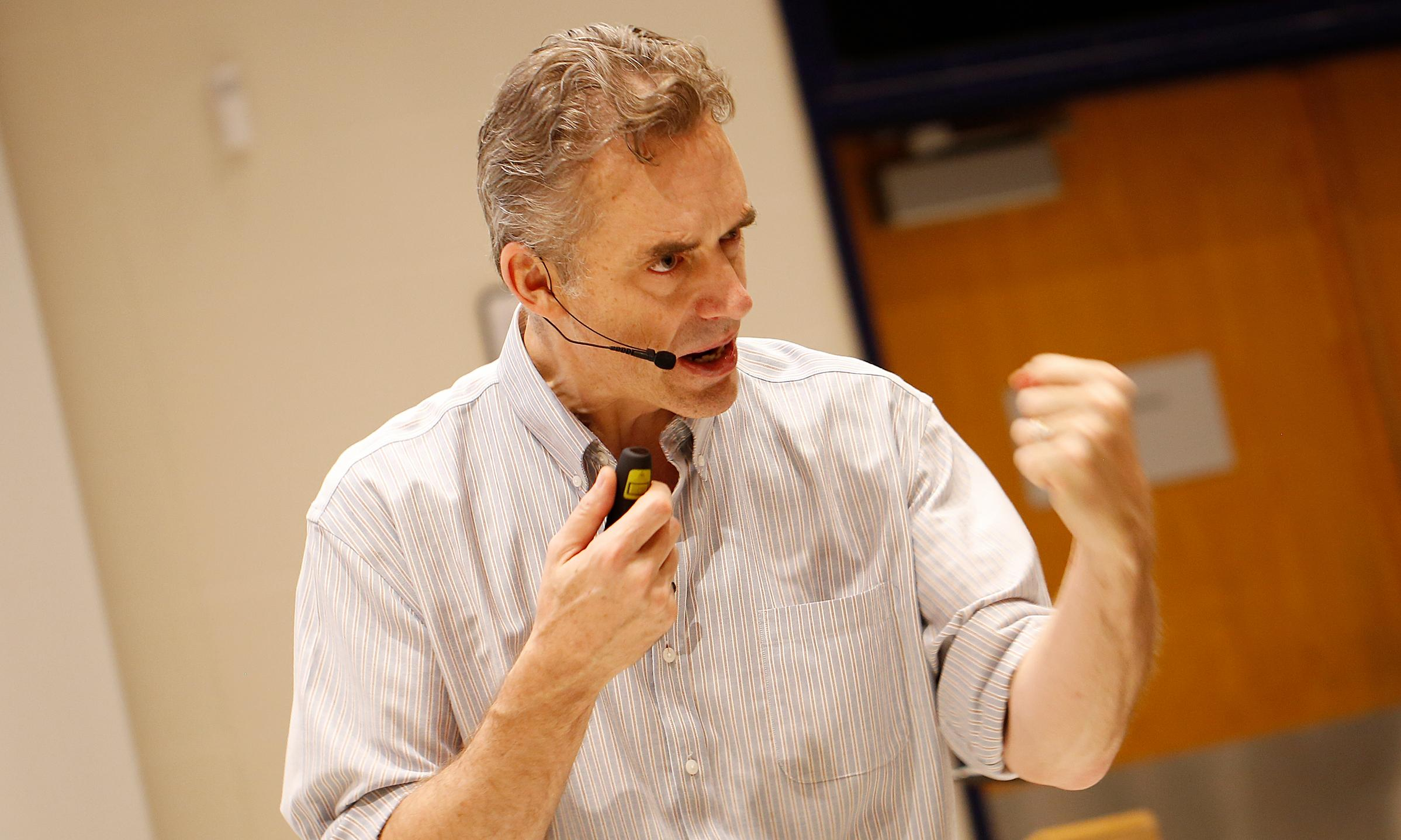 How dangerous is Jordan B Peterson, the rightwing professor who 'hit a hornets' nest'?