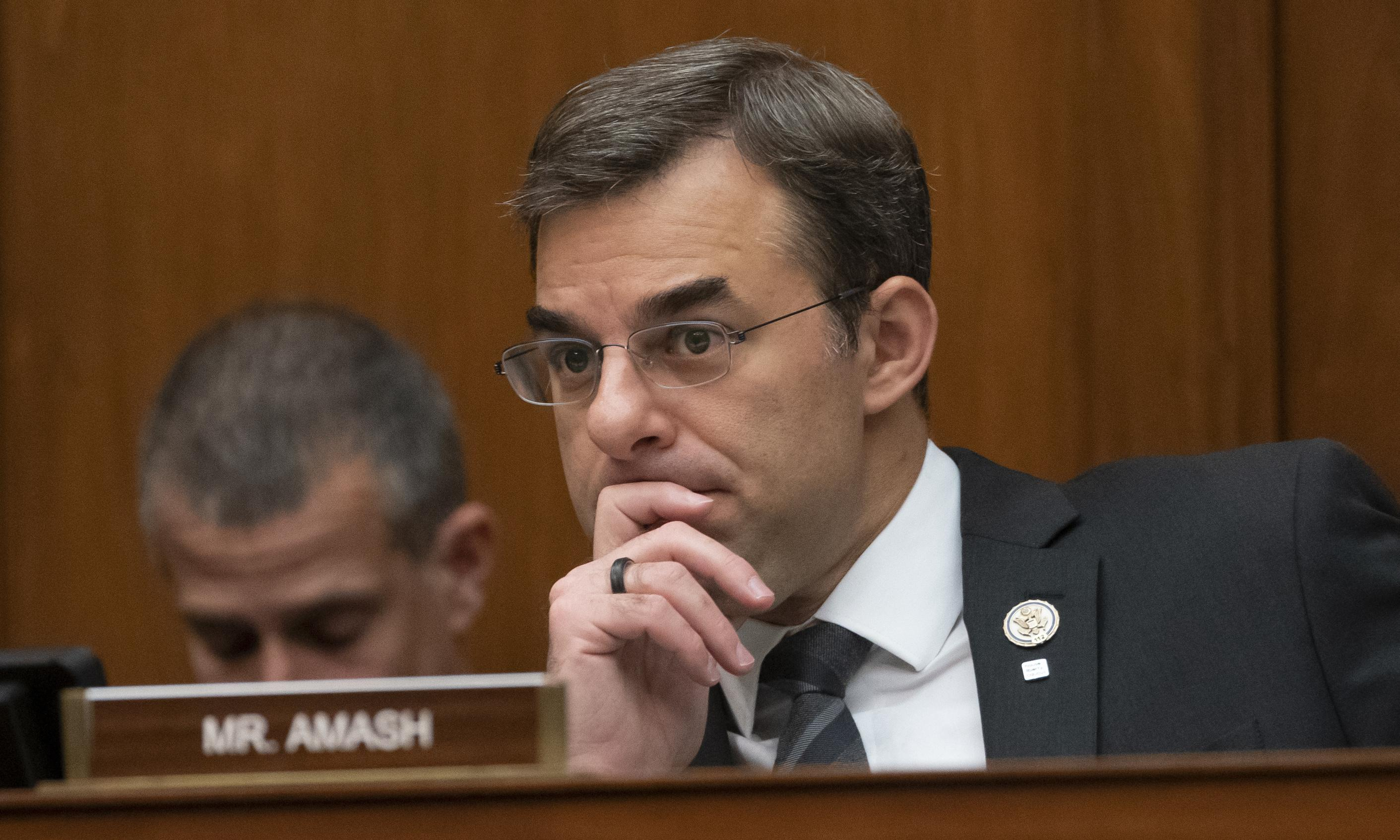Justin Amash: Republican who took on Trump won't rule out White House run