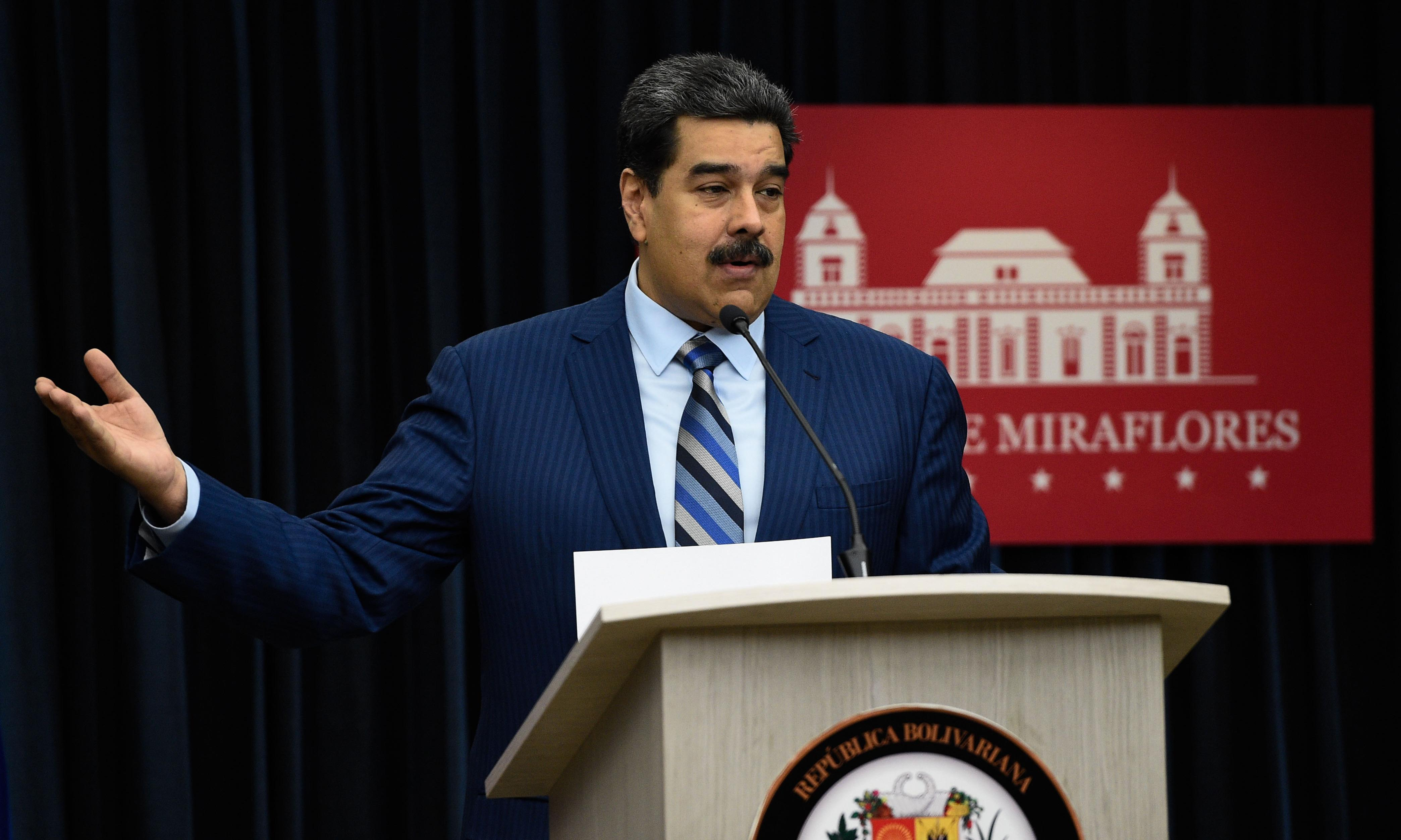 Nicolás Maduro accuses White House of direct role in assassination attempt