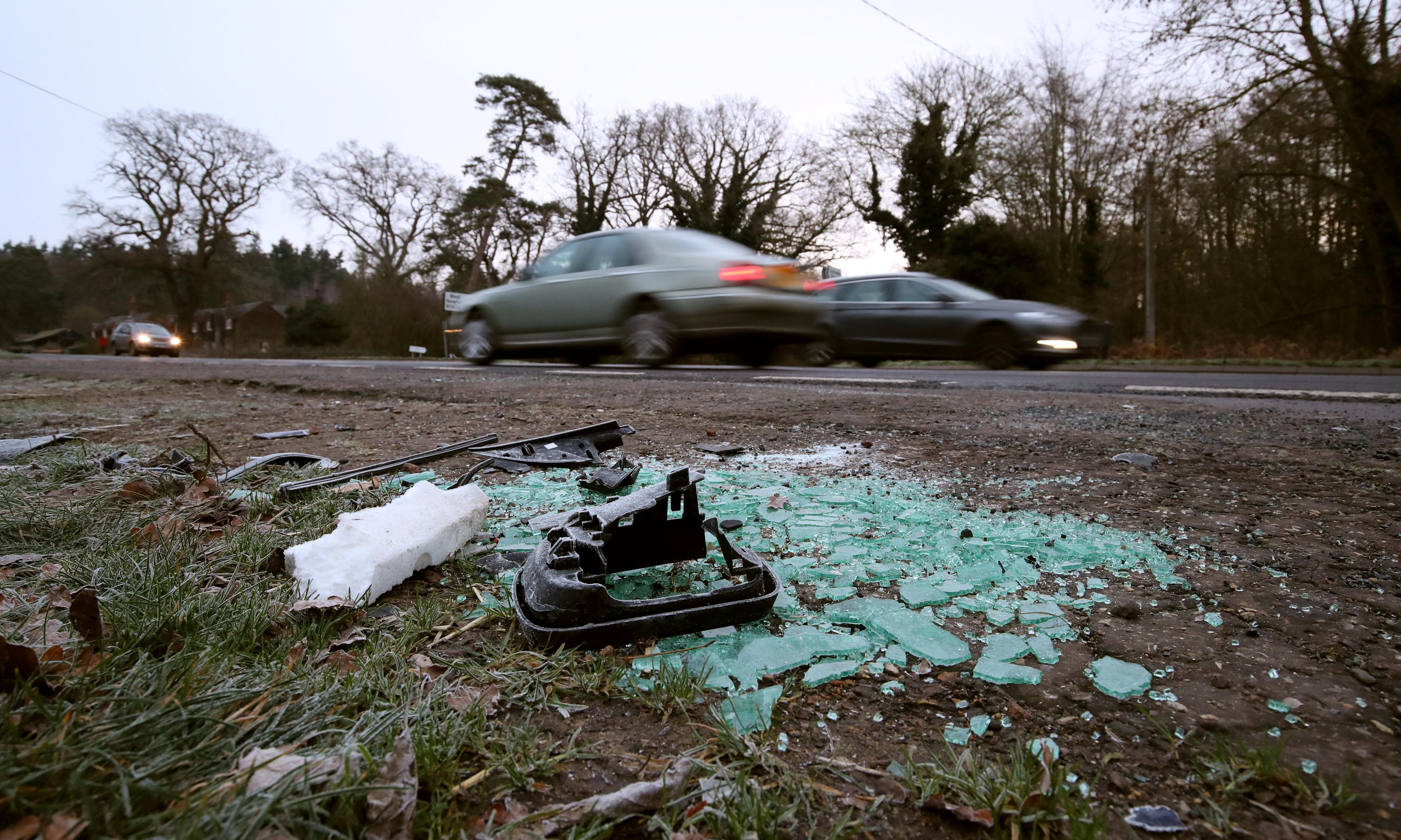 Prince Philip has not said sorry for car crash, injured woman claims