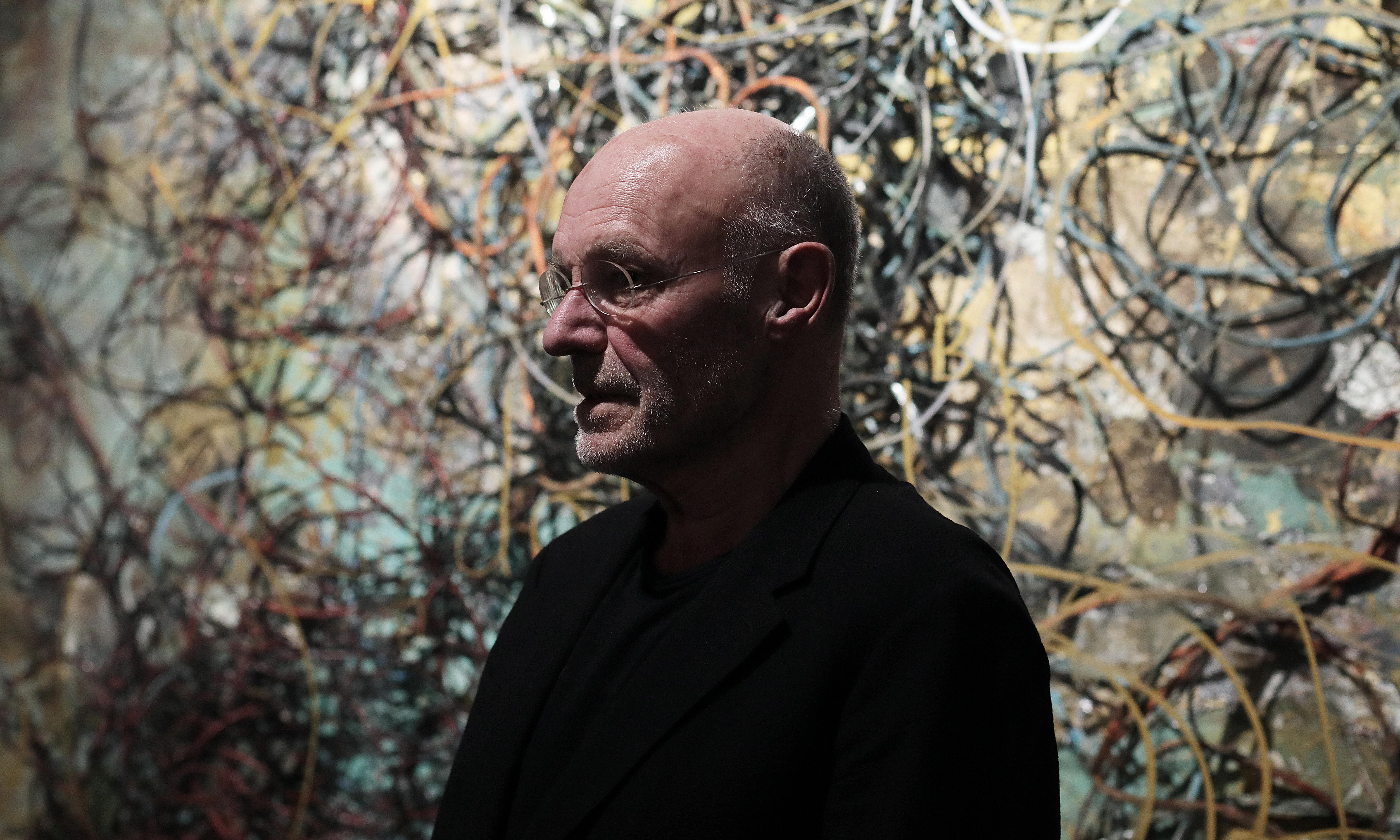 Anselm Kiefer: 'When I make a truly great painting, then I feel real'