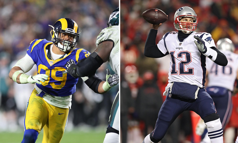 Super Bowl predictions: Guardian writers' picks for Patriots v Rams in Atlanta
