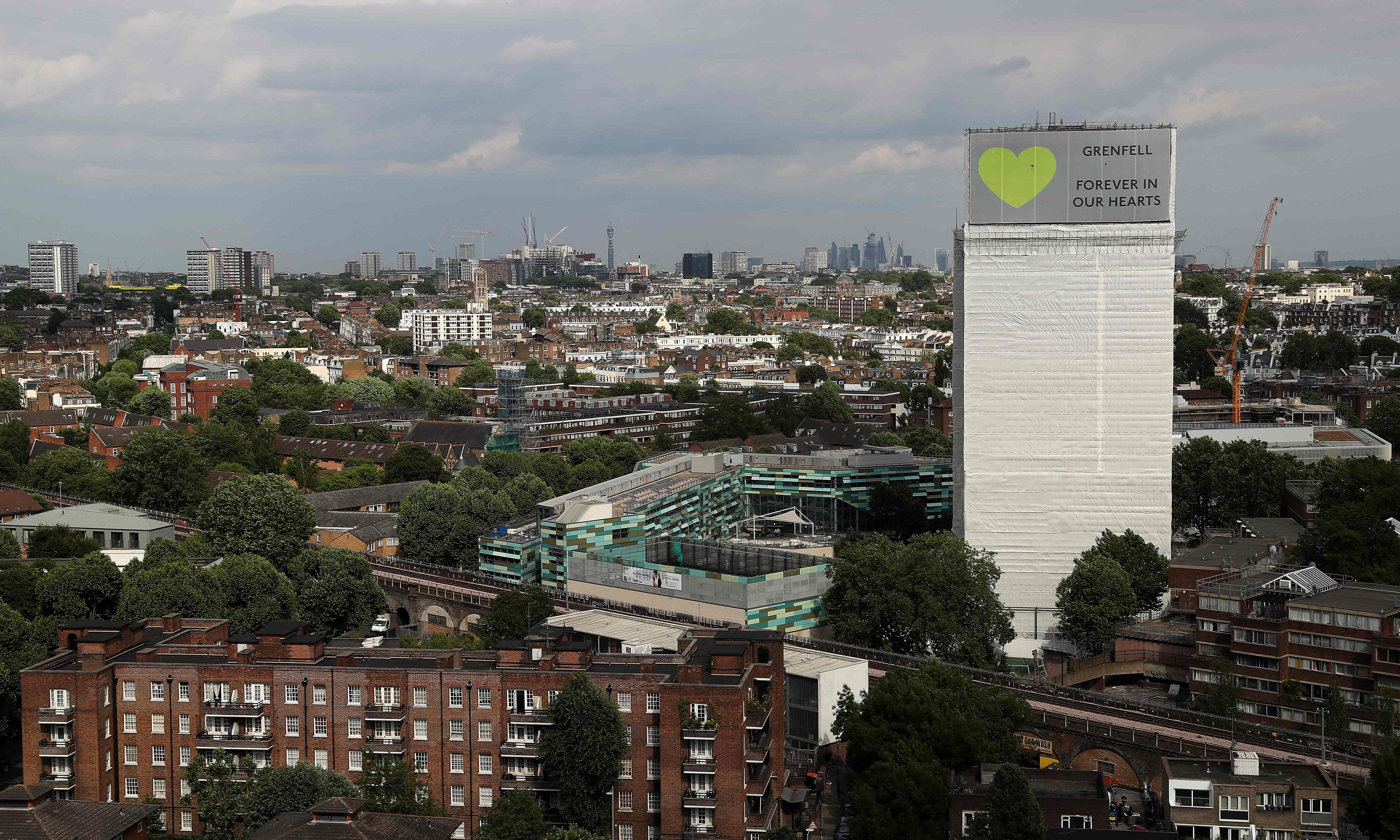 Grenfell residents' rights were breached – equalities watchdog