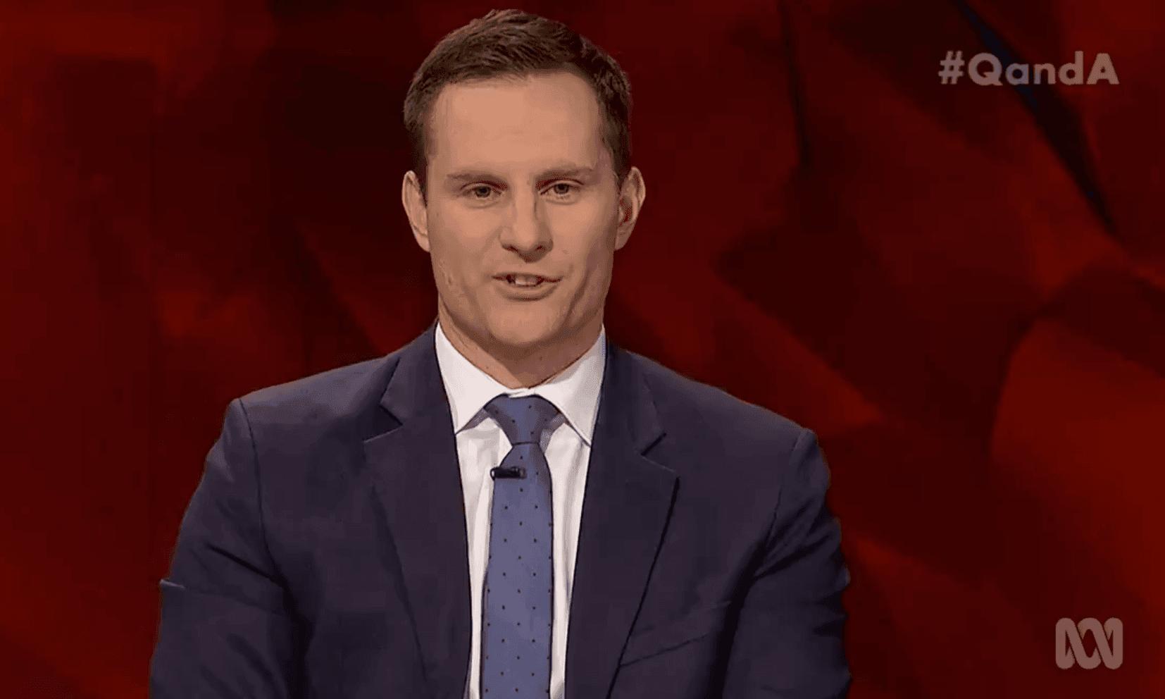 Q&A panel clash over moving Australia's Israel embassy to Jerusalem