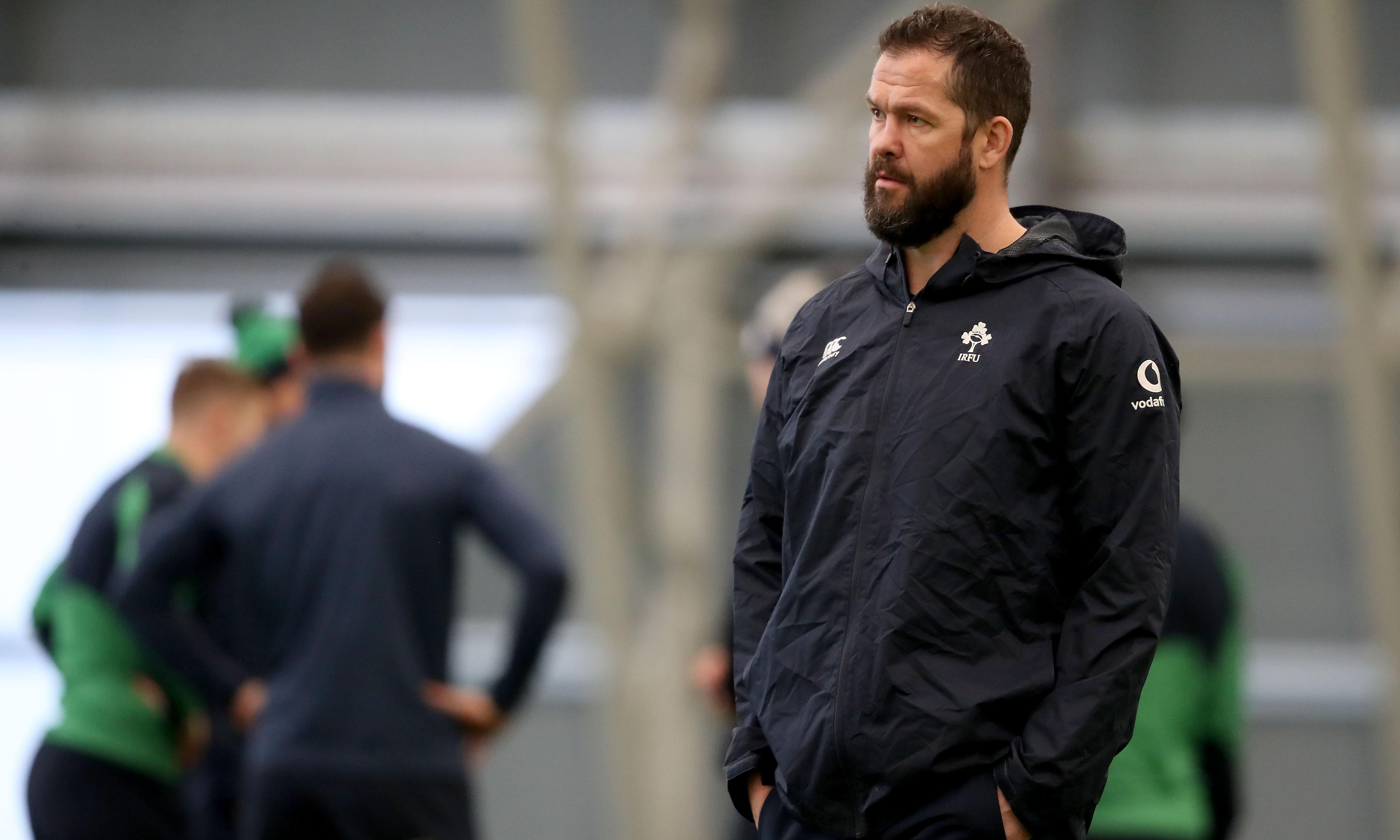 Ireland appear revitalised by Andy Farrell's subtle tweaks to their system