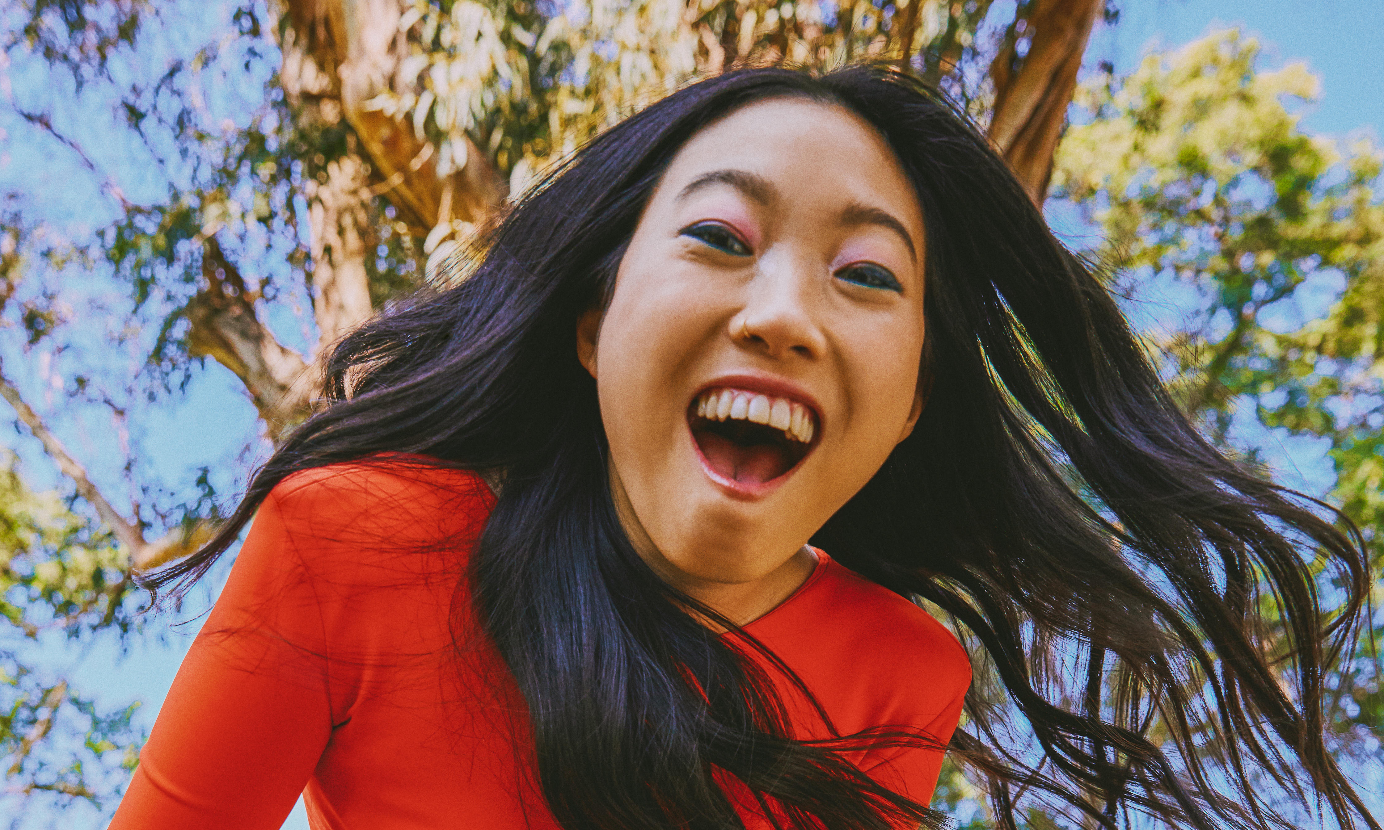 Awkwafina: 'Growing up, I latched on to strong Asian-American idols'