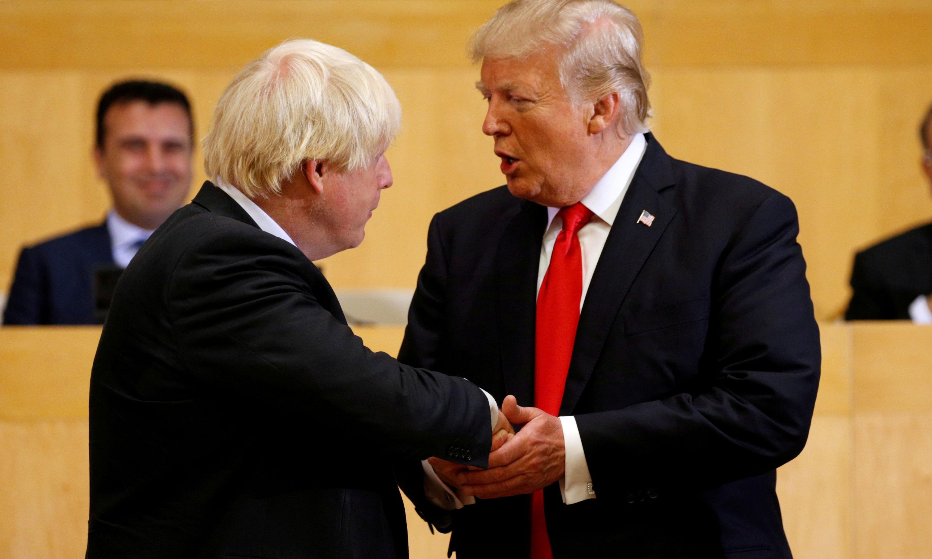 We'll block trade deal if Brexit imperils open Irish border, say US politicians