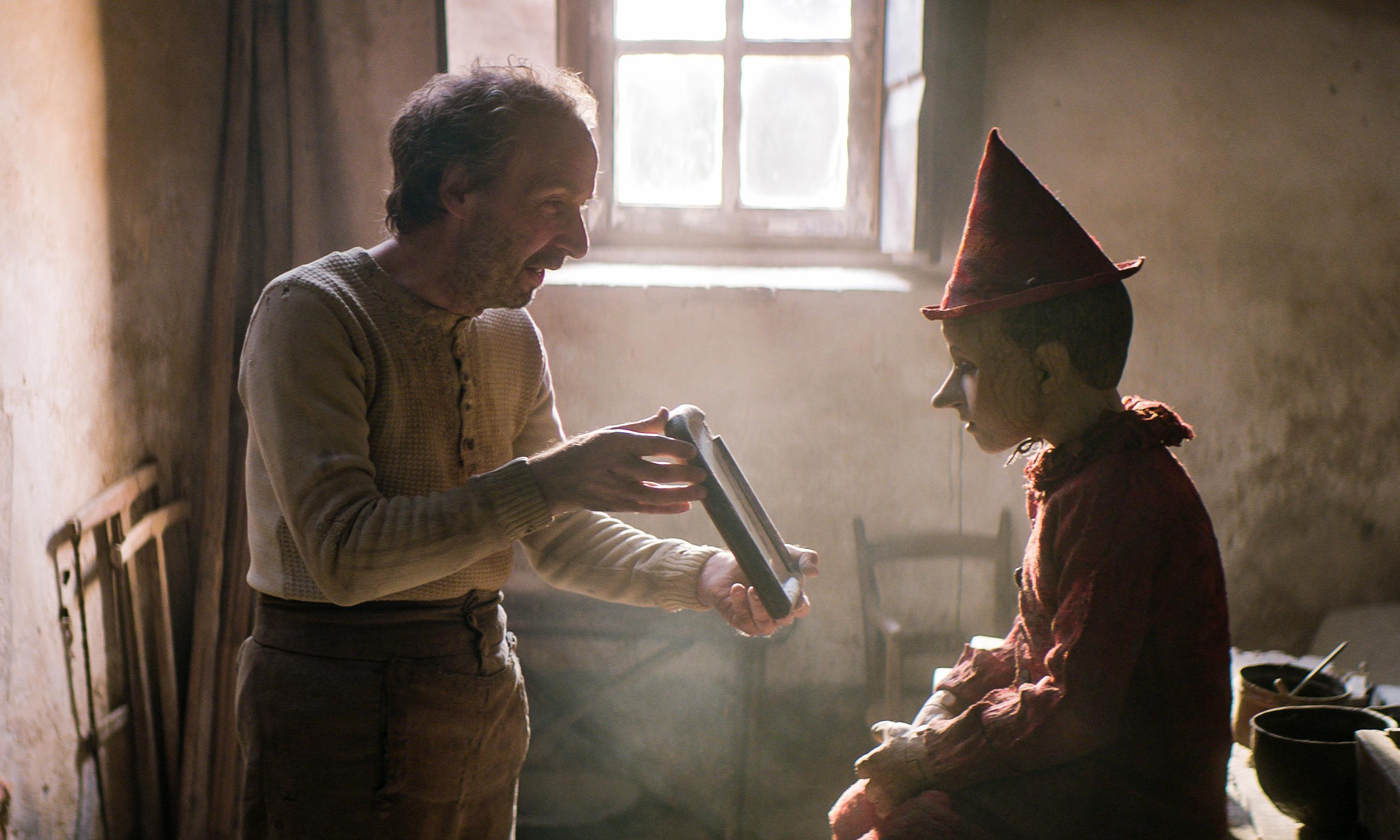 Pinocchio review - wooden-puppet fairytale goes back to the sweet-sour original