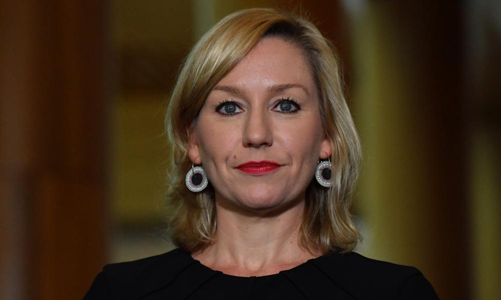 Larissa Waters, the deputy leader of the Greens