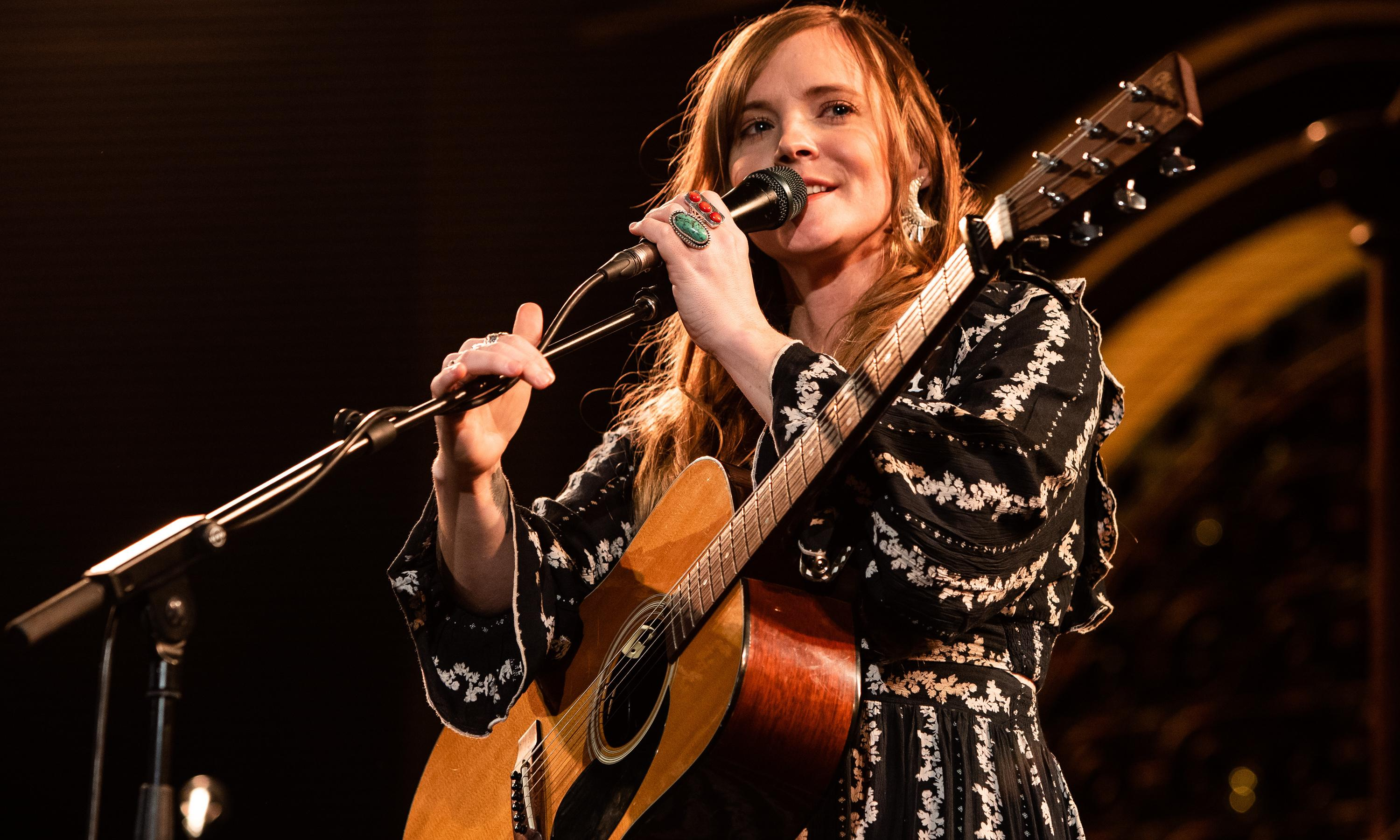 Courtney Marie Andrews review – Americana star has audience in ecstasy