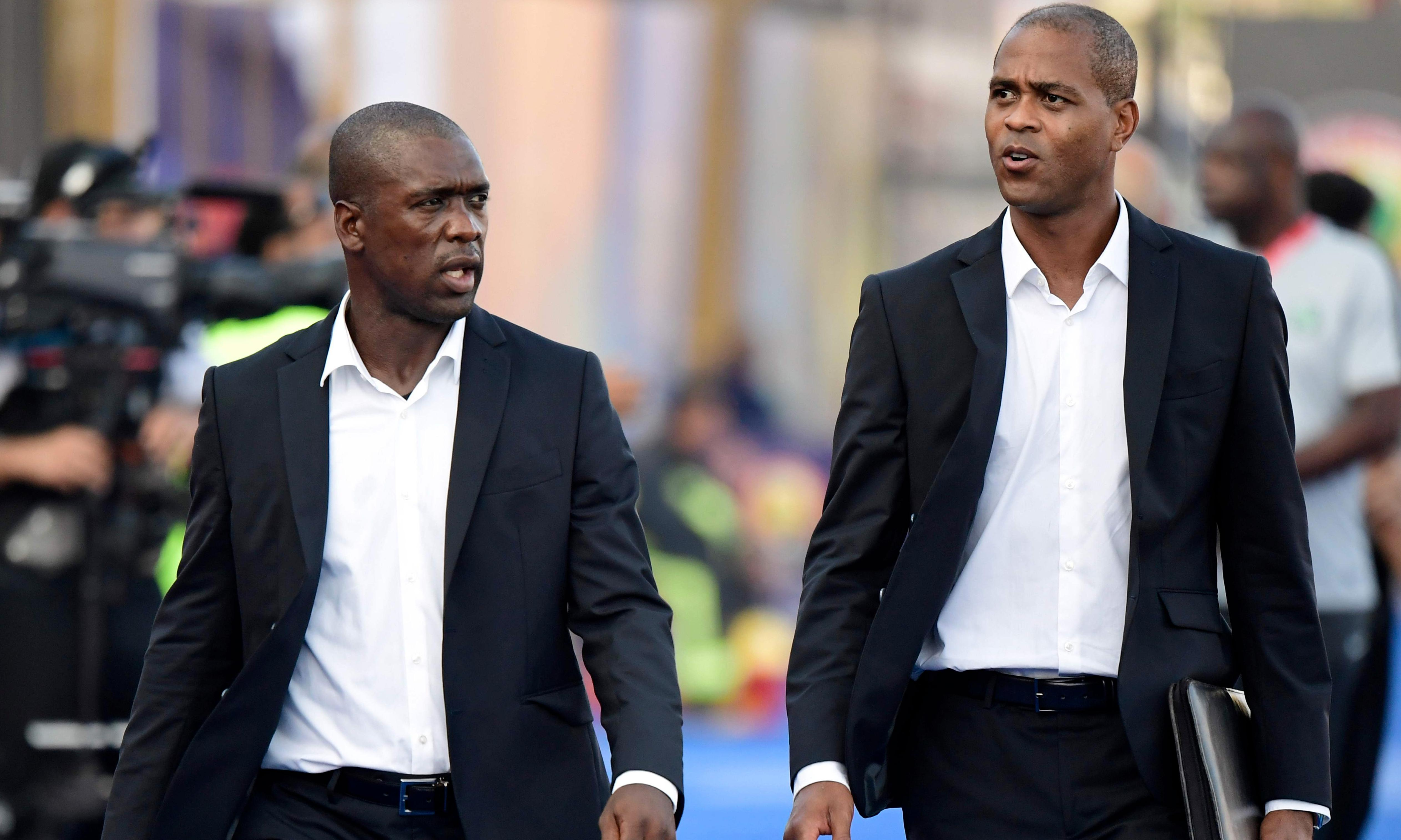 Clarence Seedorf sacked as Cameroon coach after Africa Cup of Nations exit