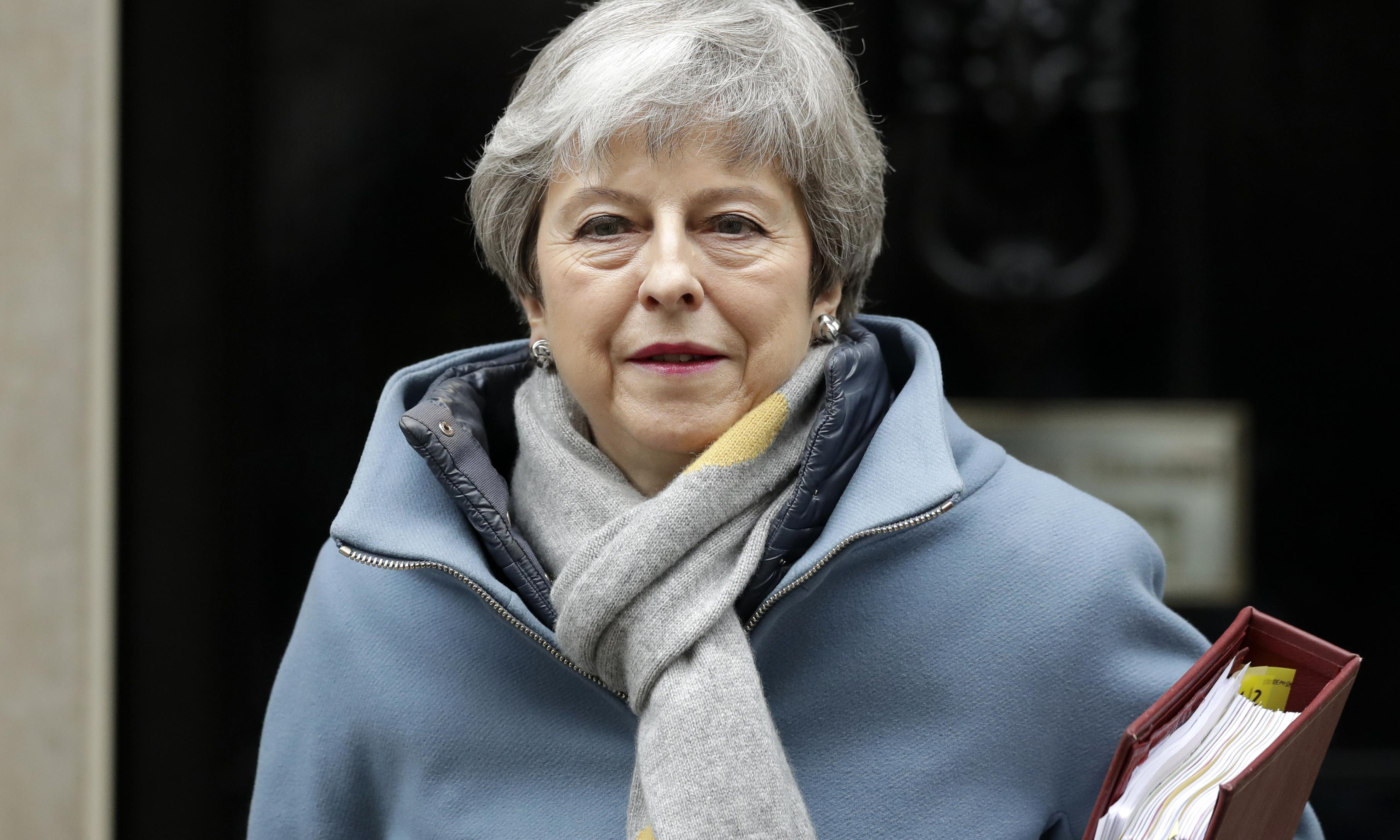 Theresa May is seeking a short Brexit delay – what happens next?