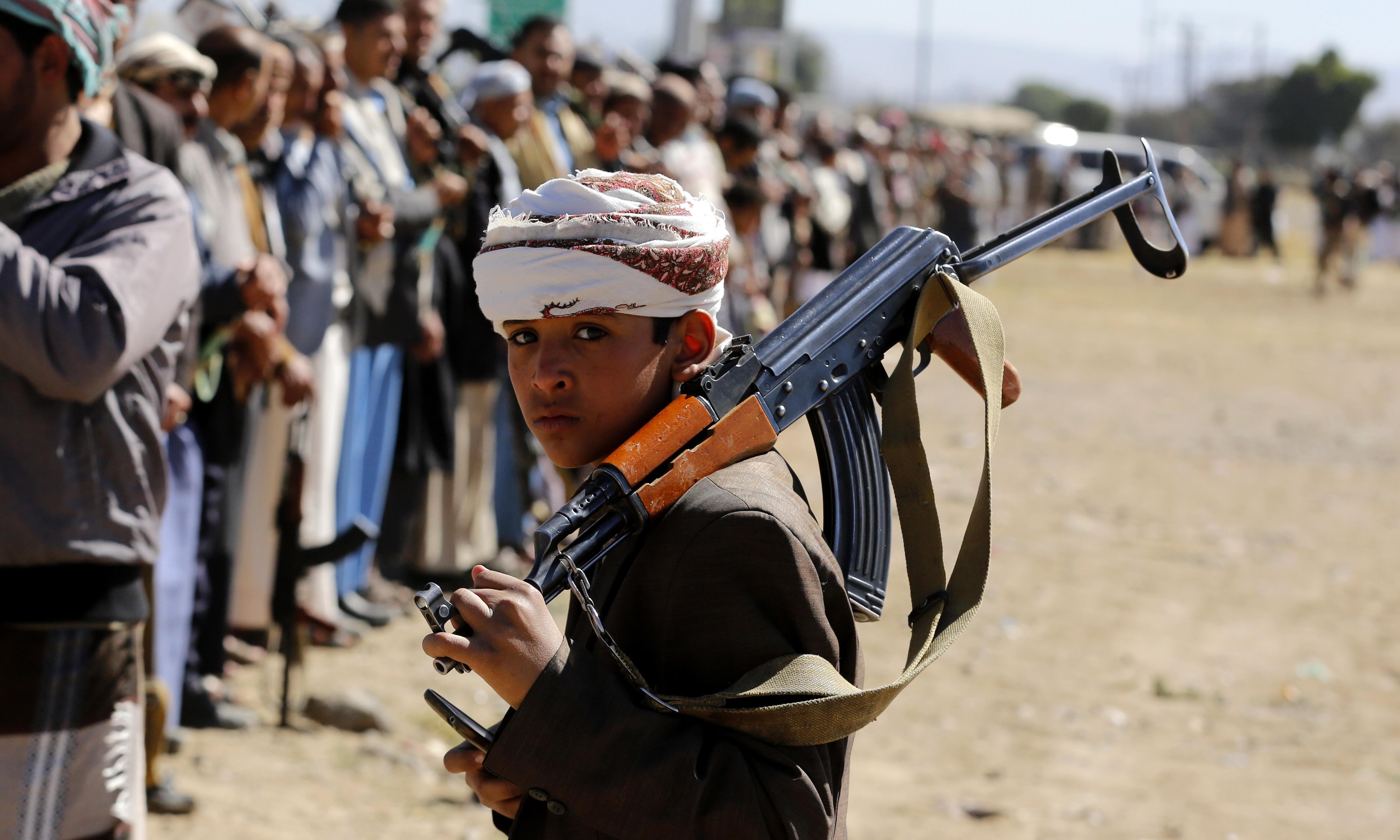 Yemen and Houthi rebels agree to withdrawal deal