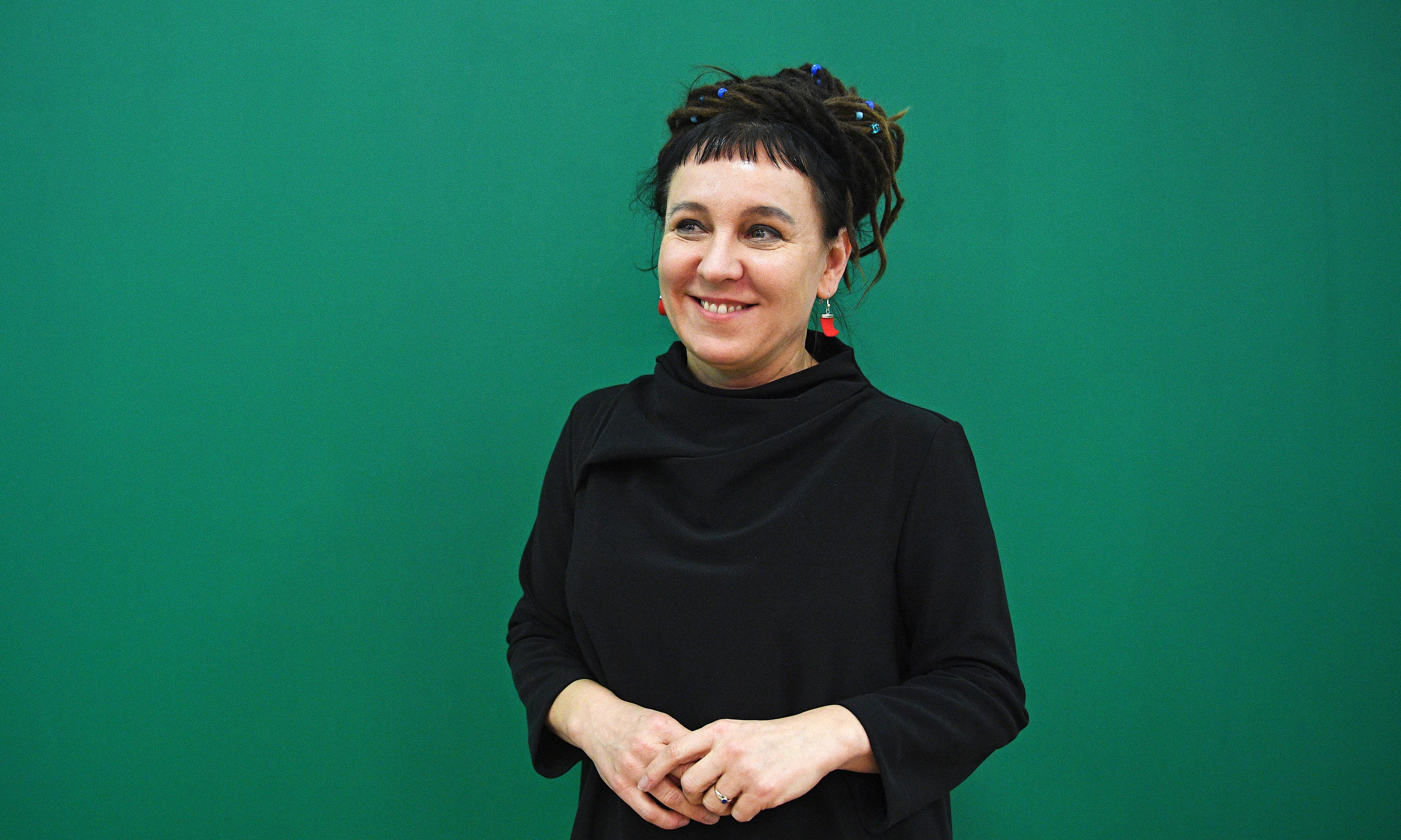 Olga Tokarczuk: the dreadlocked feminist winner the Nobel needed