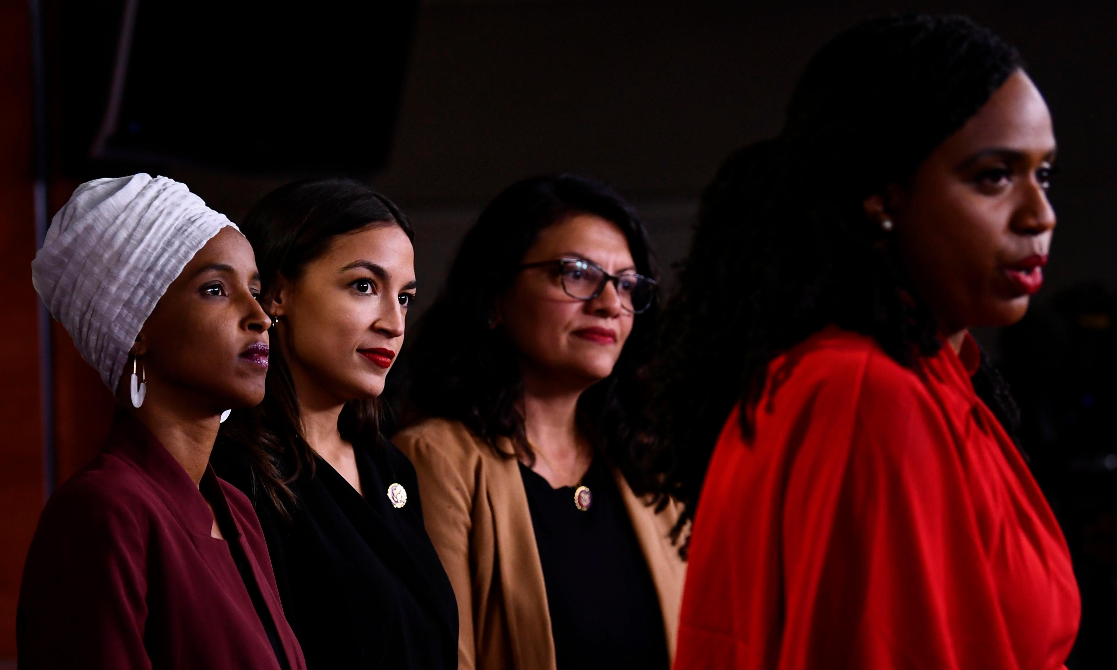'Racist tweets': House passes resolution condemning Trump's attack on congresswomen