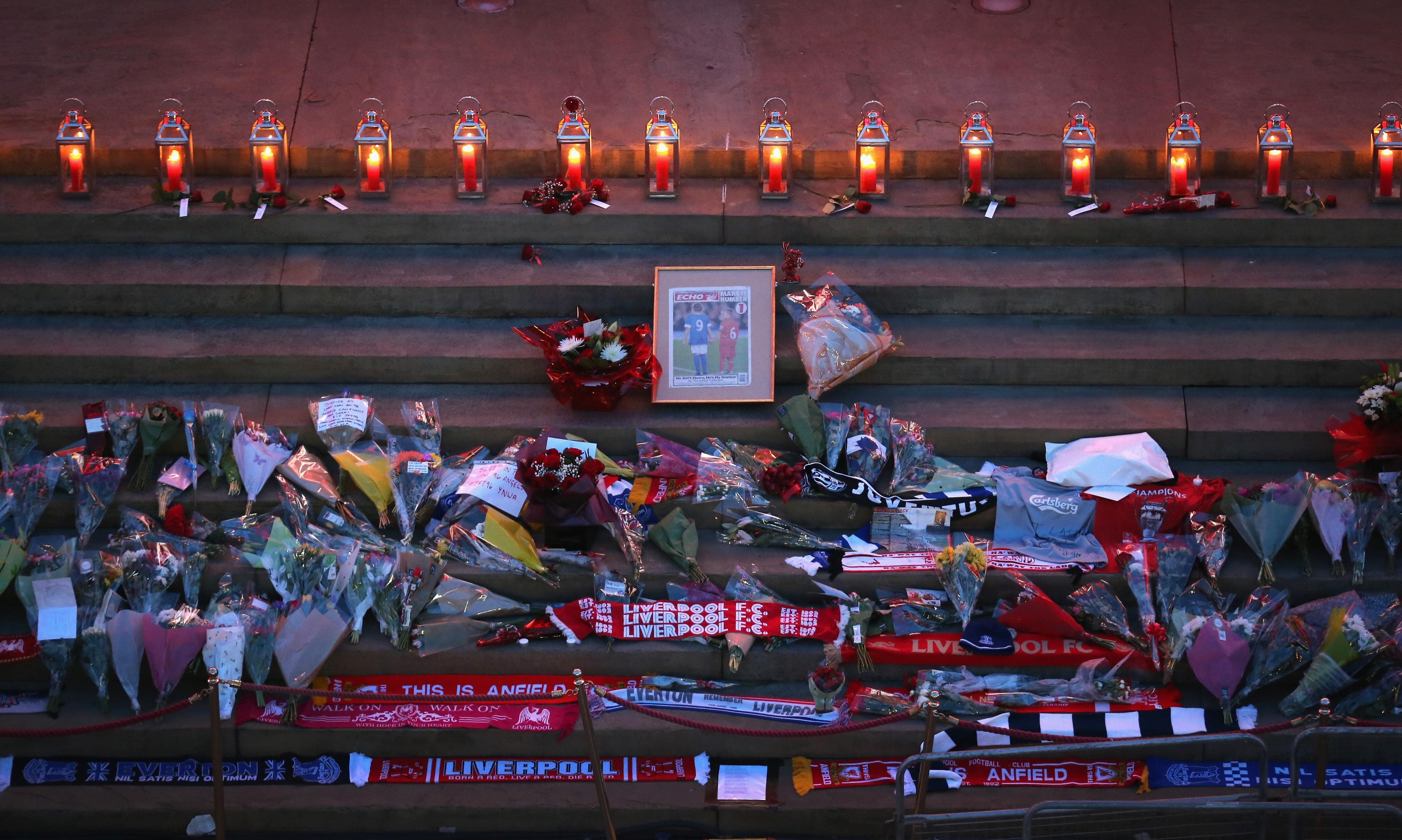 Hillsborough survivors' words shortlisted for Forward poetry prize