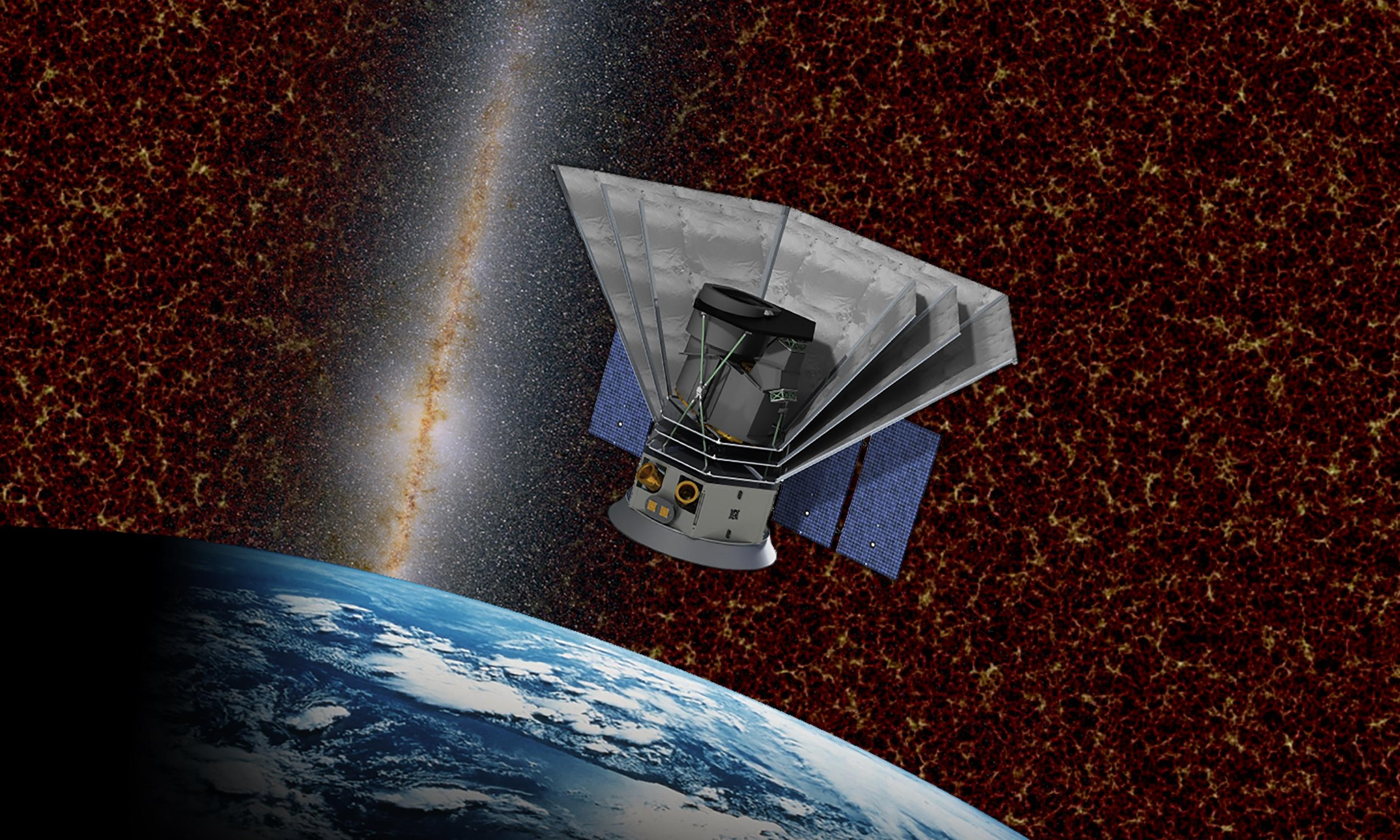 Spacewatch: Nasa to produce new survey of the universe