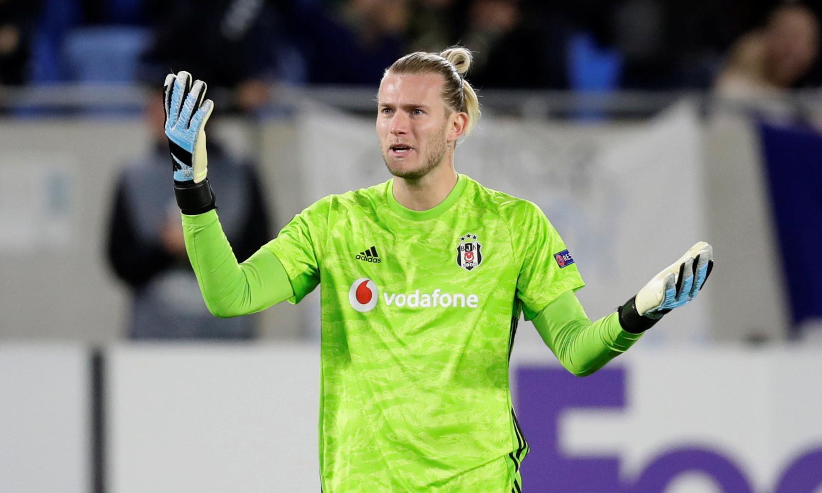 Europa League: Karius drops clanger in Besiktas defeat, Dudelange shock Apoel