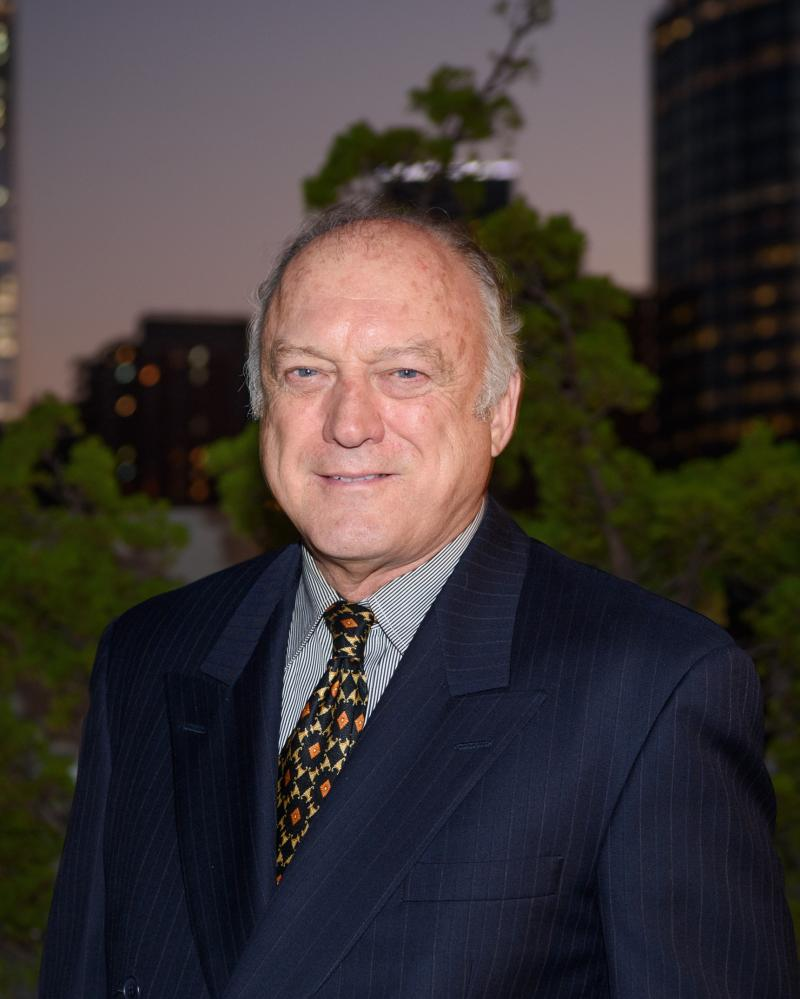 John Doman … played William Rawls