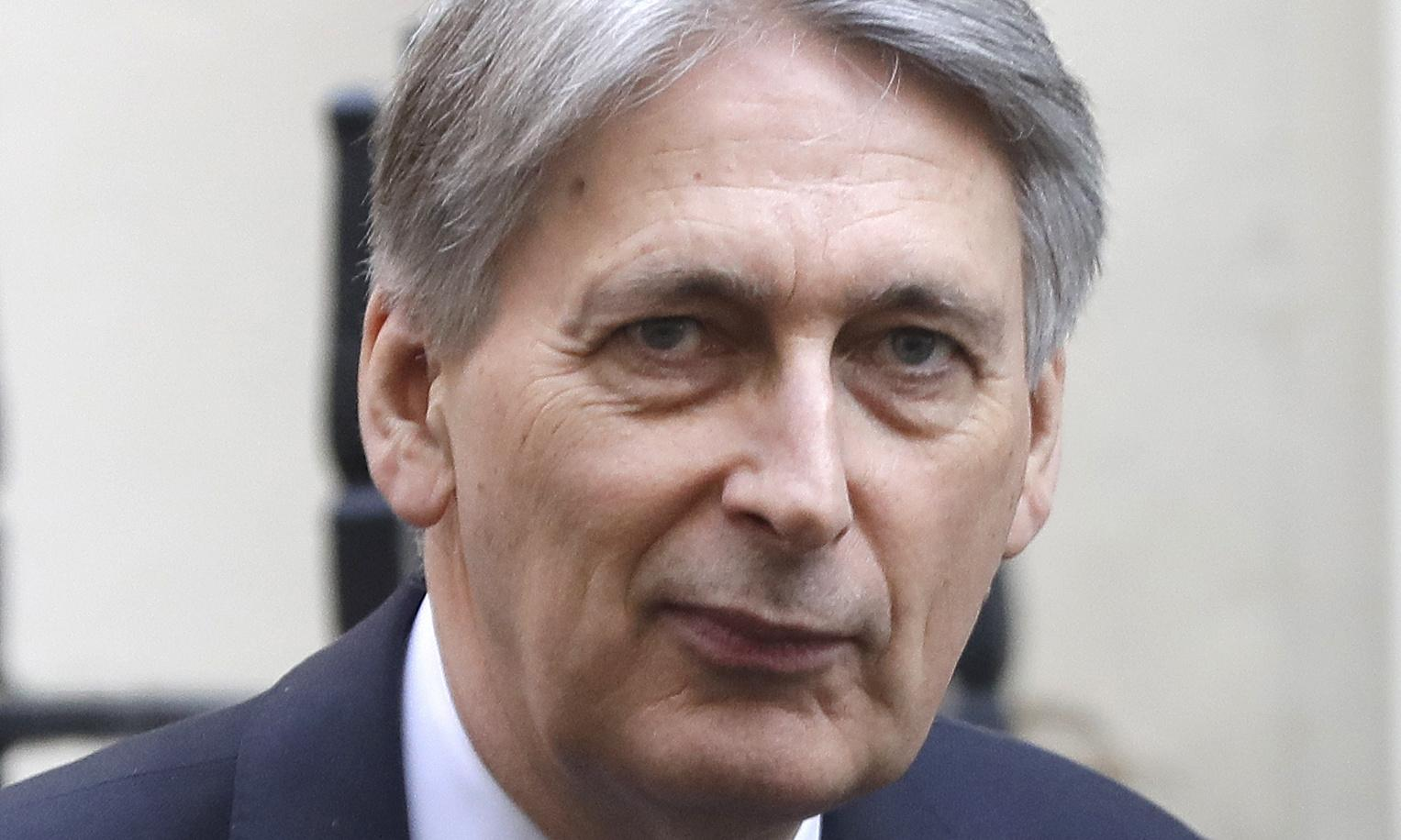 Philip Hammond backed by senior local Tory over Brexit stance