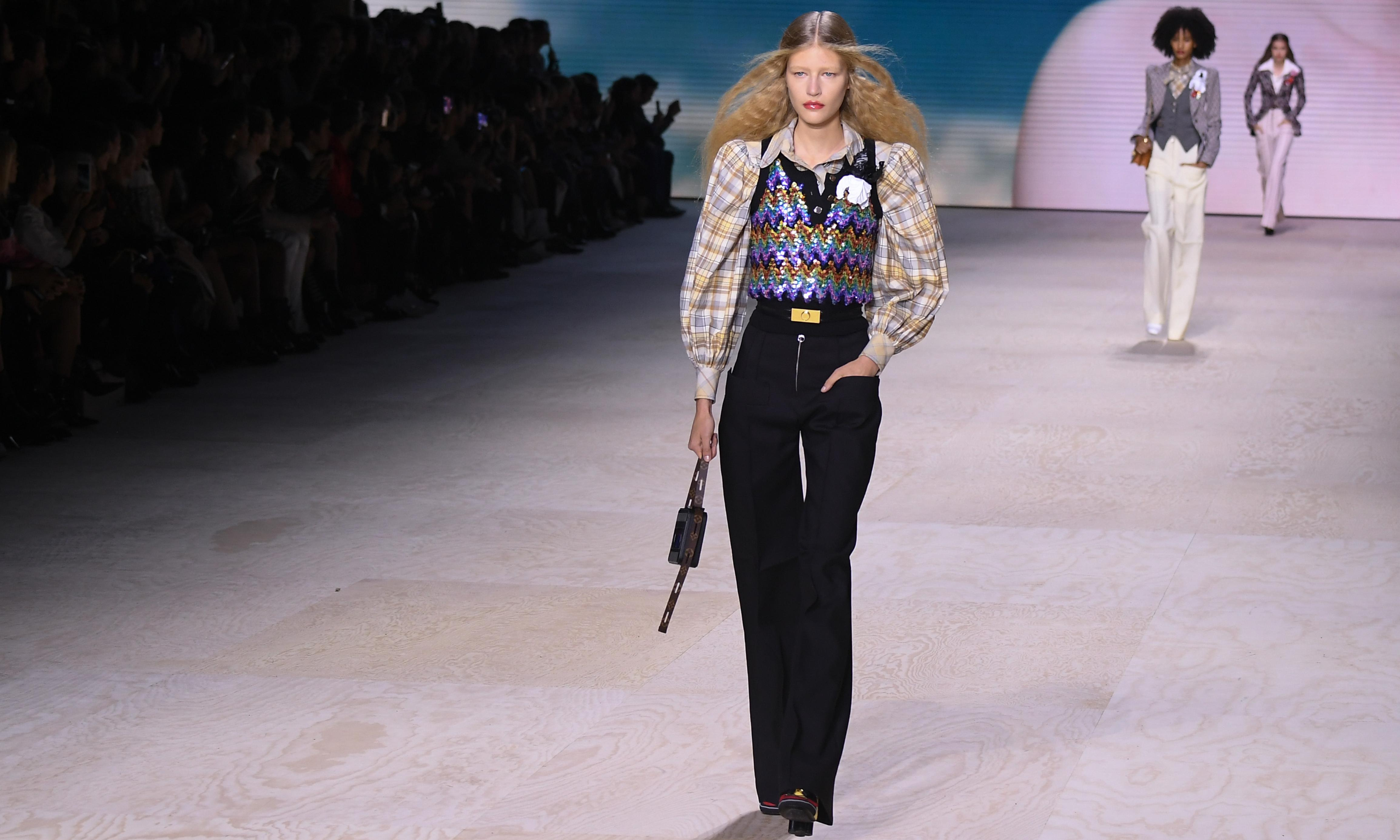 Wearable and desirable: a love letter to Paris past from Louis Vuitton