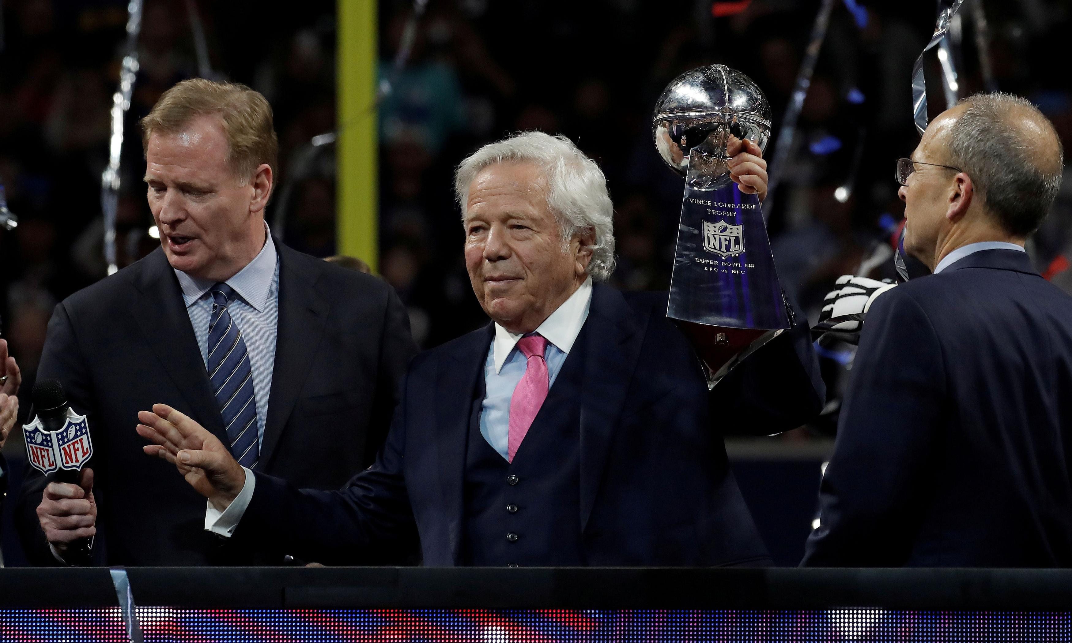 'I am truly sorry': Patriots owner Robert Kraft breaks silence over prostitution bust