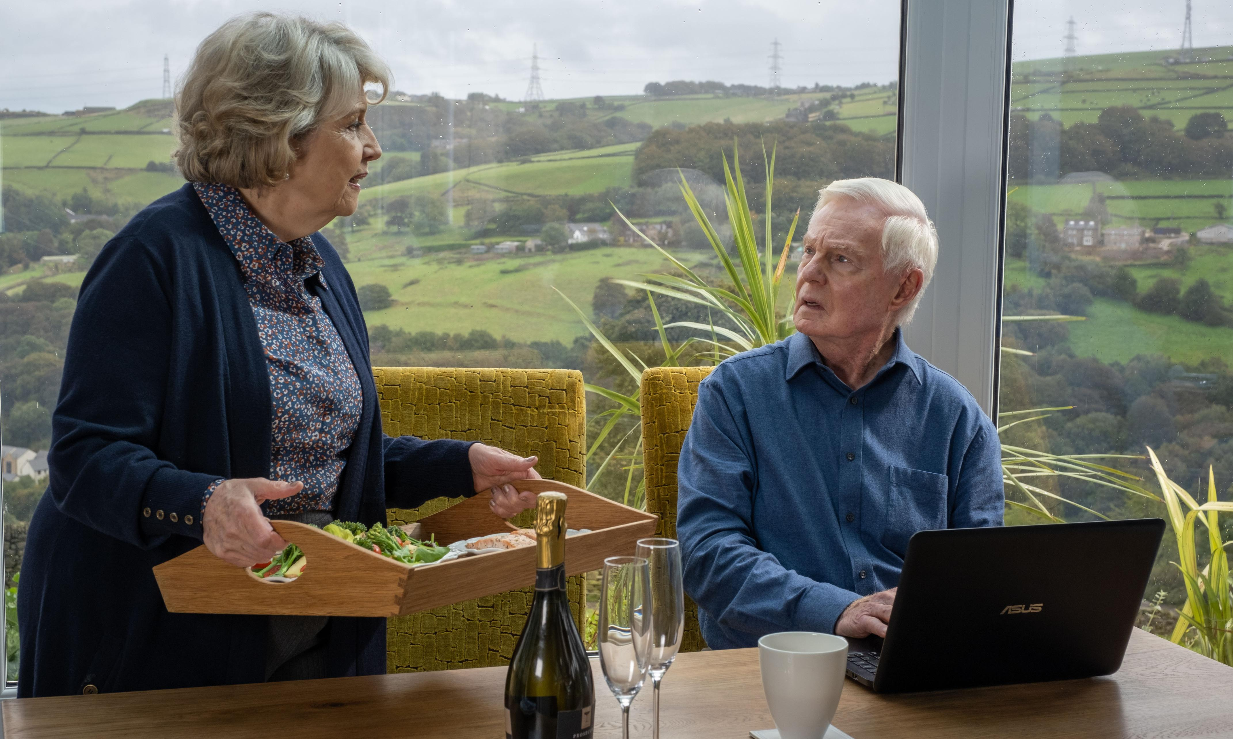 TV tonight: the trials of a second marriage in Last Tango in Halifax