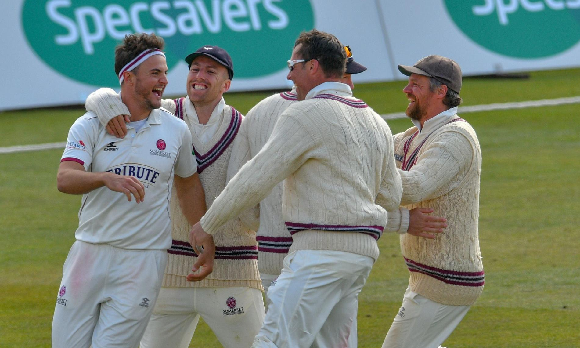 County cricket talking points: Somerset set early pace in title race