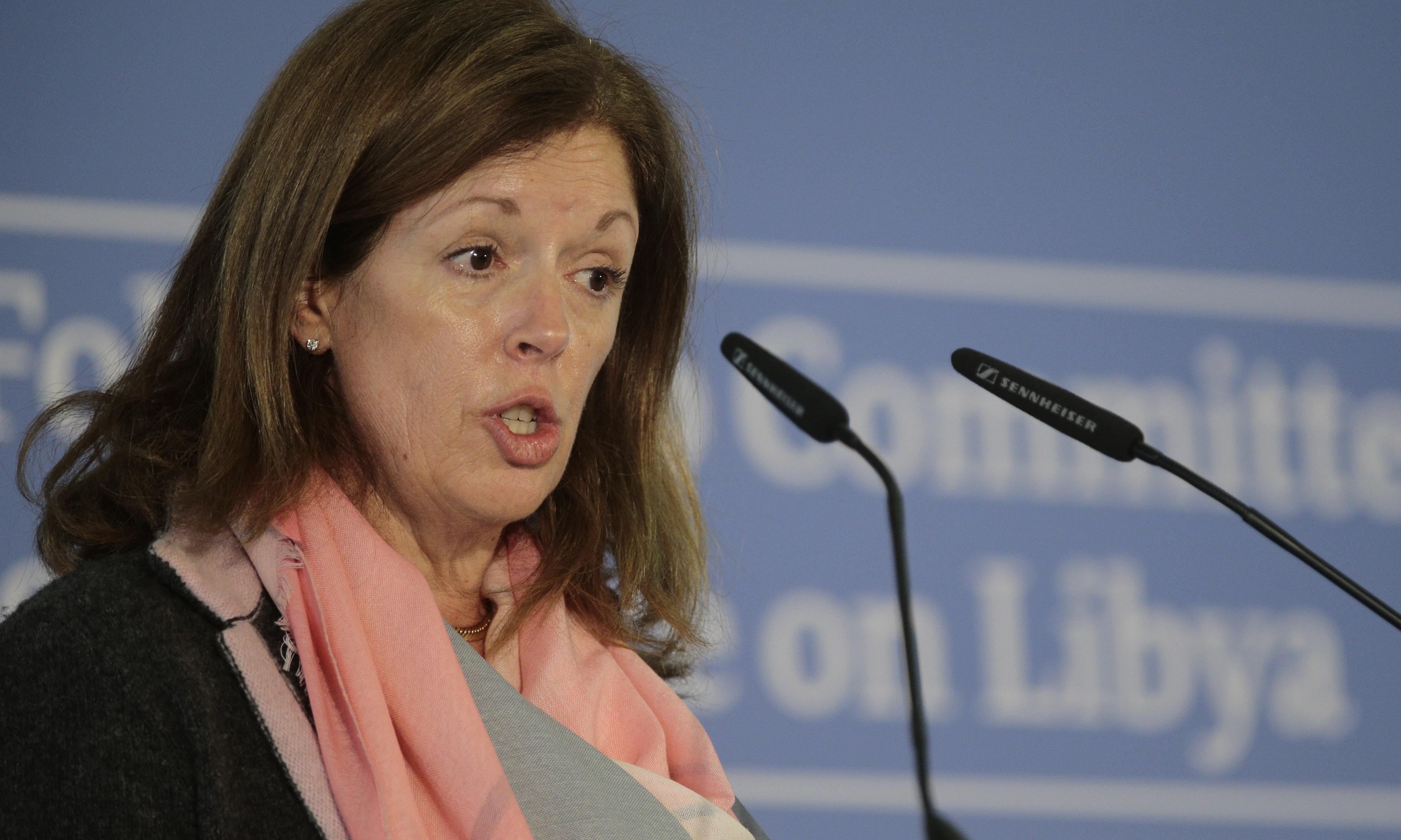 Libya arms embargo is a joke, says UN envoy as ceasefire talks continue