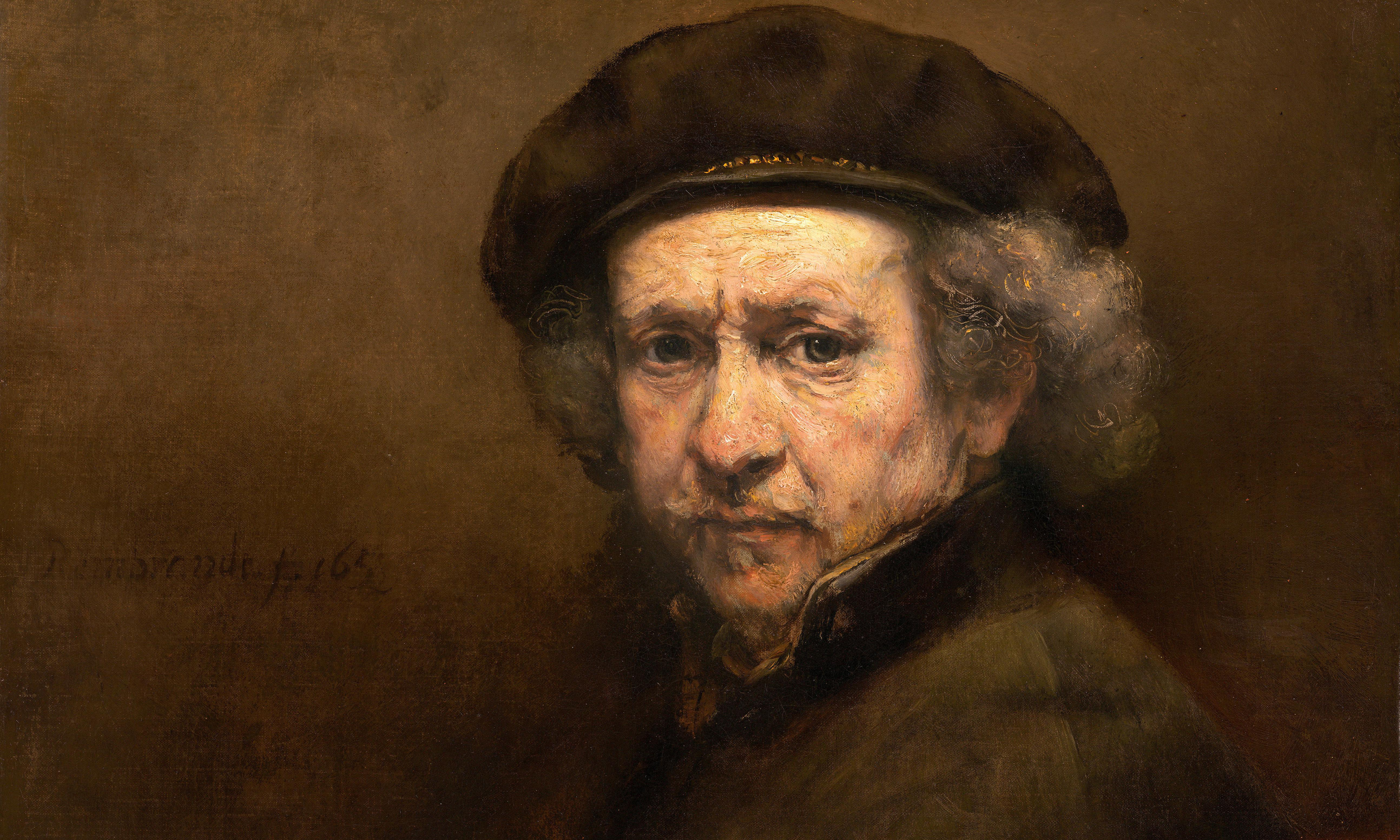 Rembrandt review – the life, loves and tragic end of the master painter