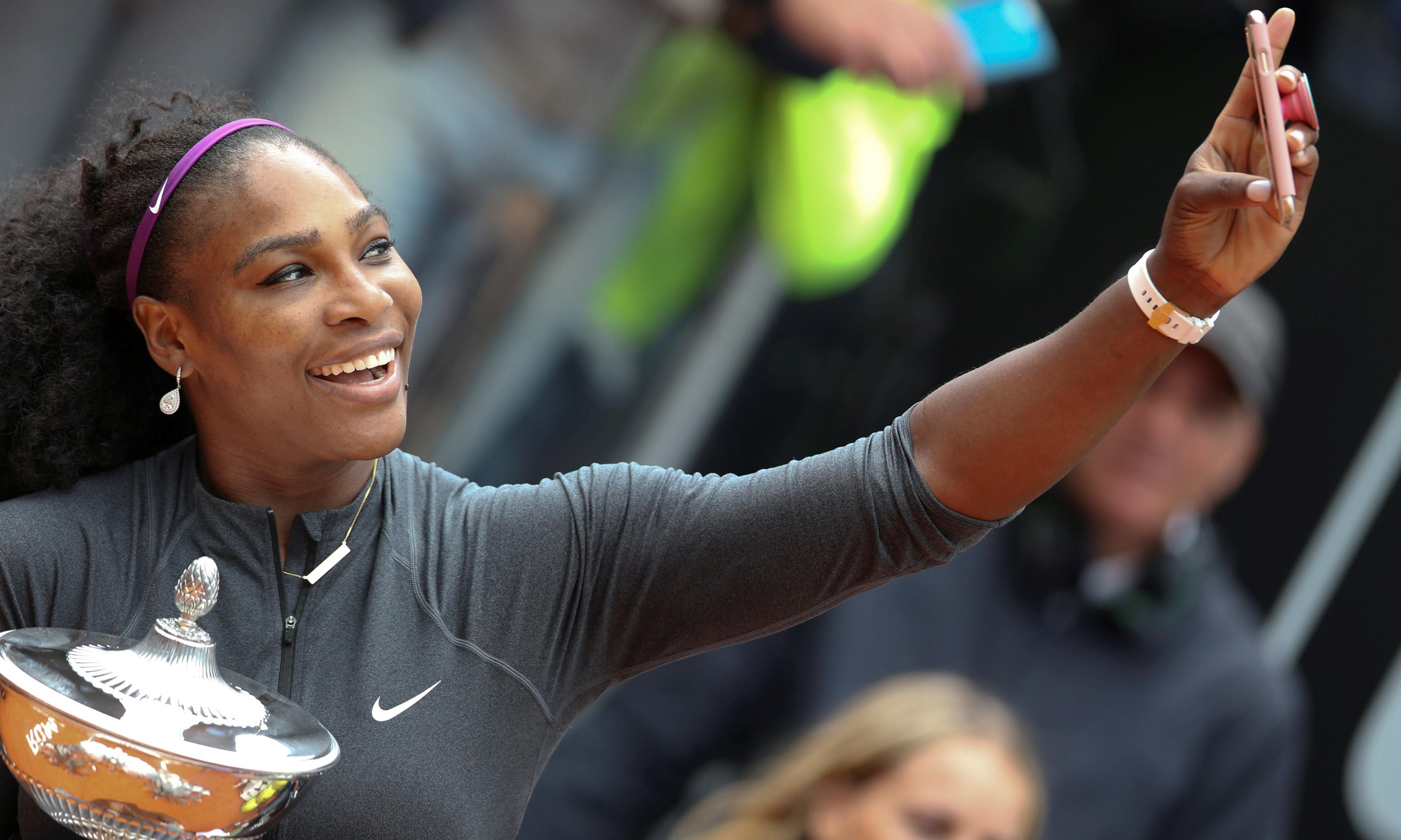 Serena estrena palmarés en 2016 y se lleva su cuarto título de Roma.
