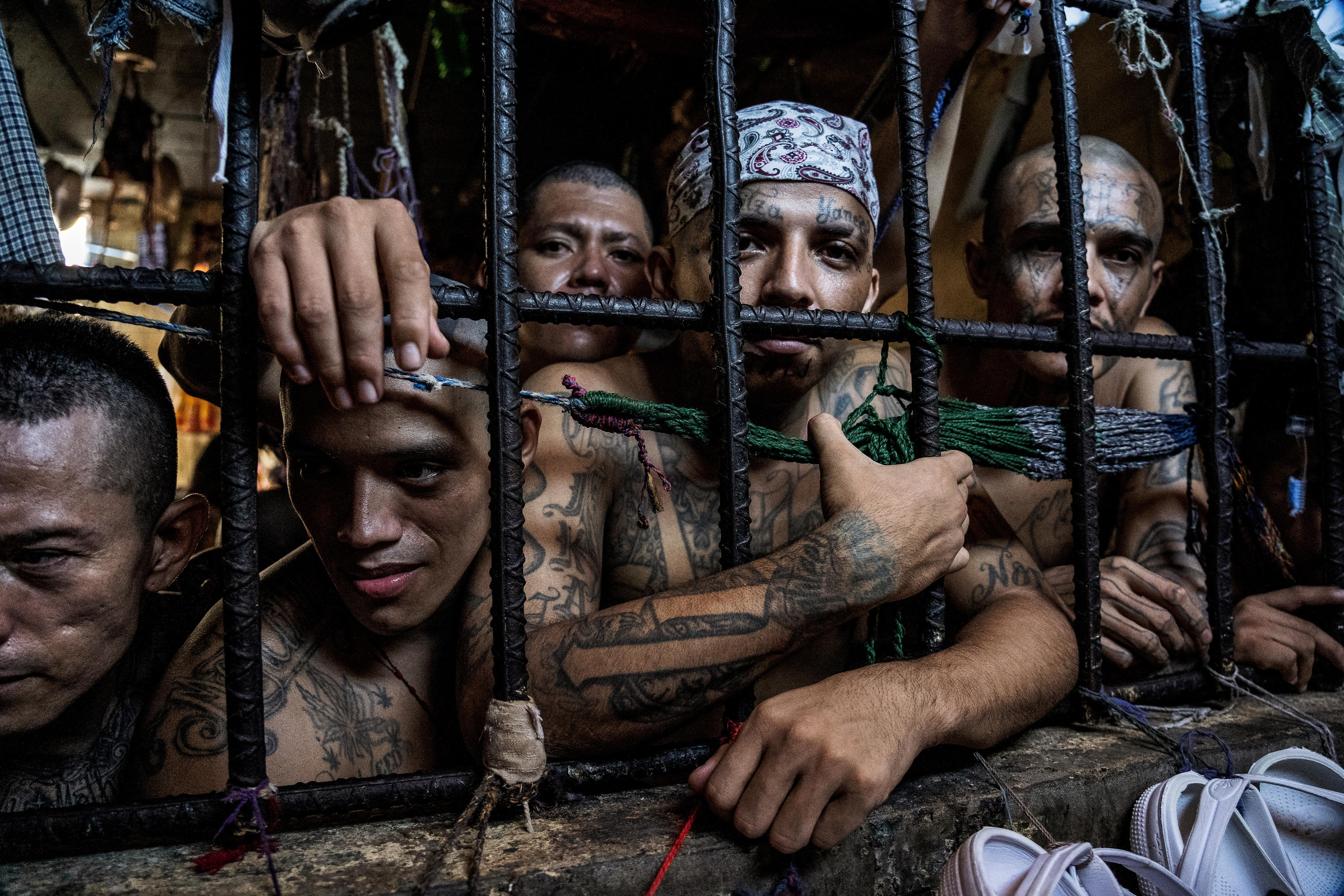 El Salvador: a country ruled by gangs – a photo essay