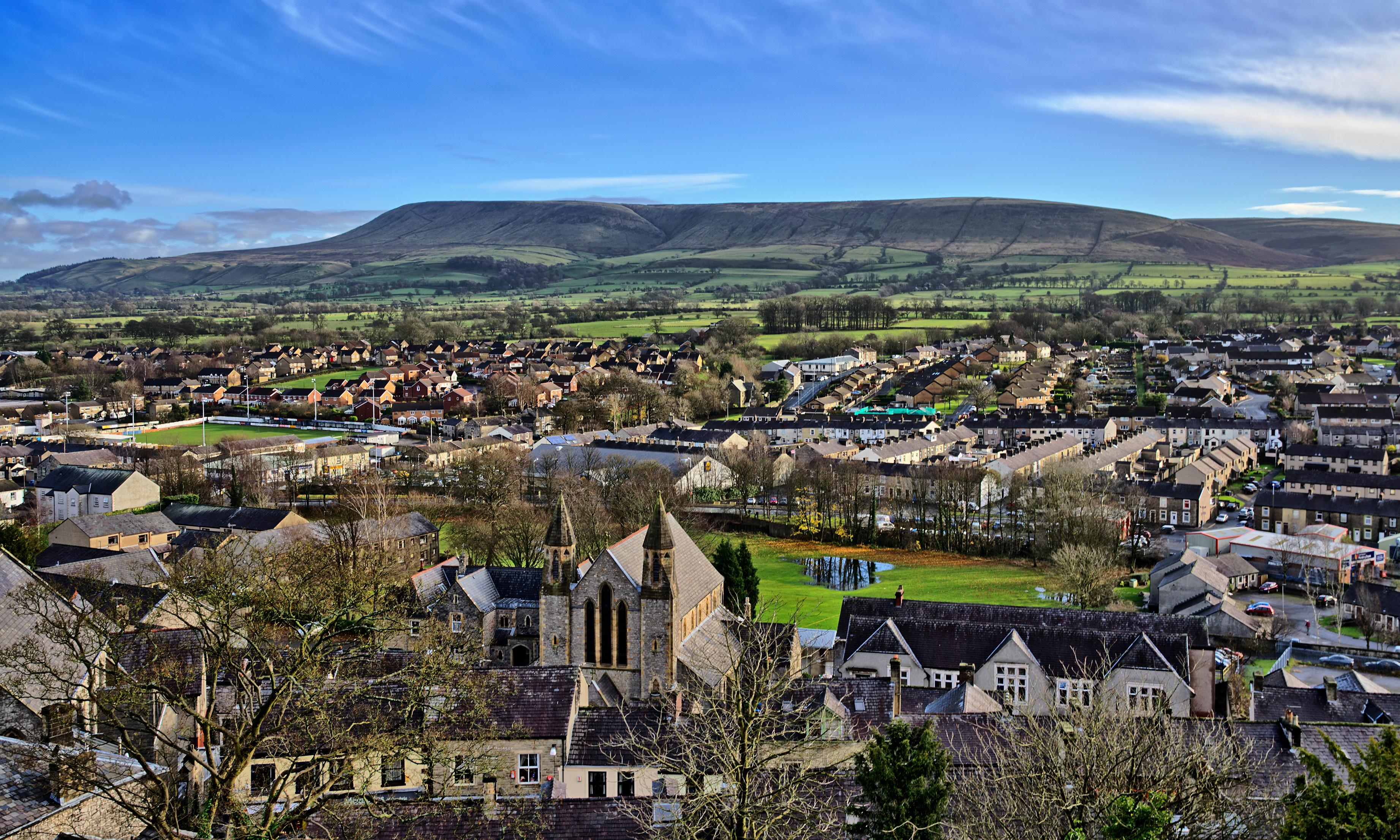 Happy-go-lucky: Ribble Valley officially named UK's happiest place